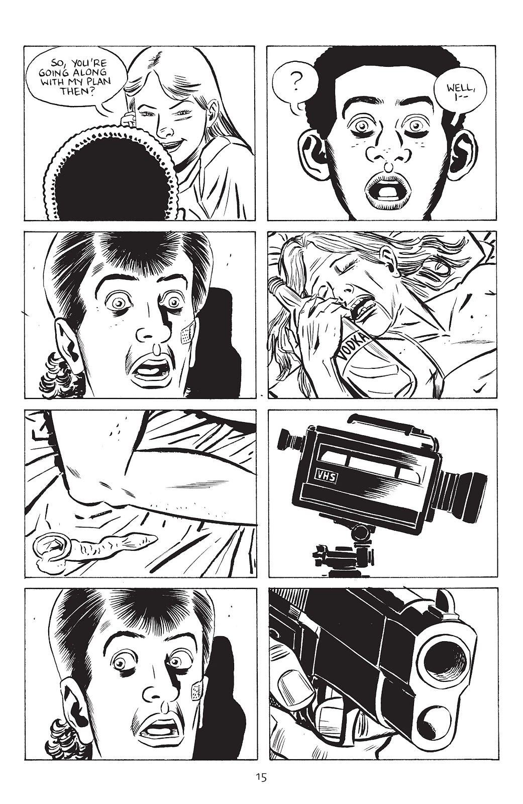 Stray Bullets Issue #37 #37 - English 17