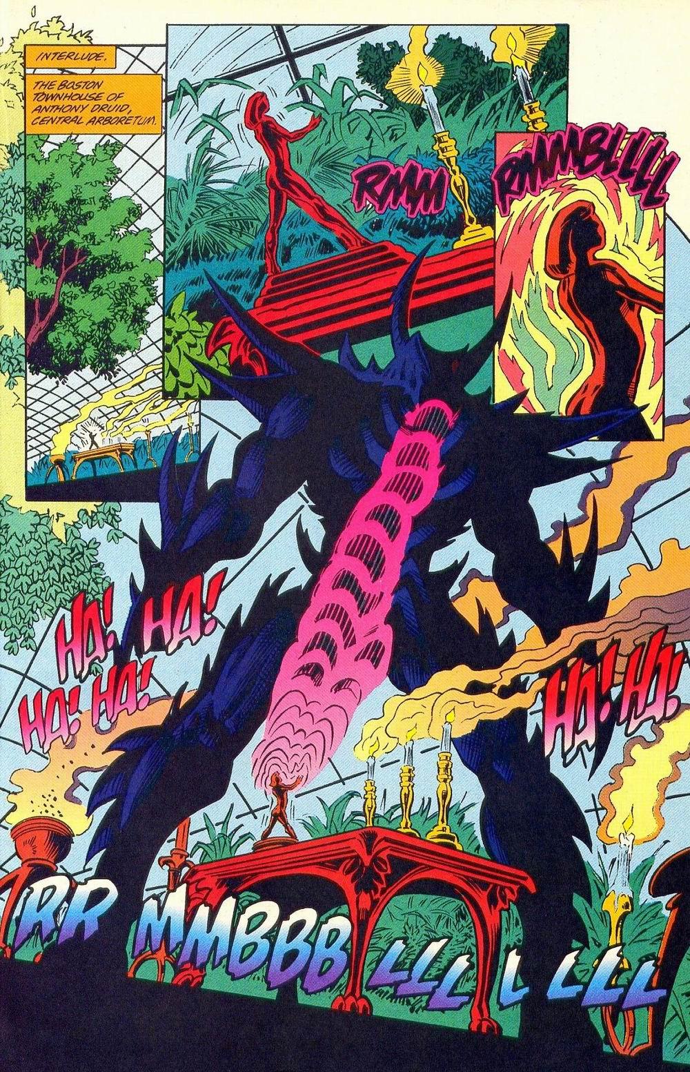 Read online Secret Defenders comic -  Issue #18 - 13