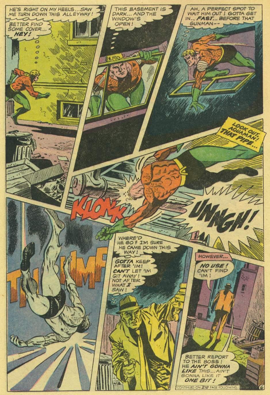 Aquaman (1962) Issue #44 #44 - English 8