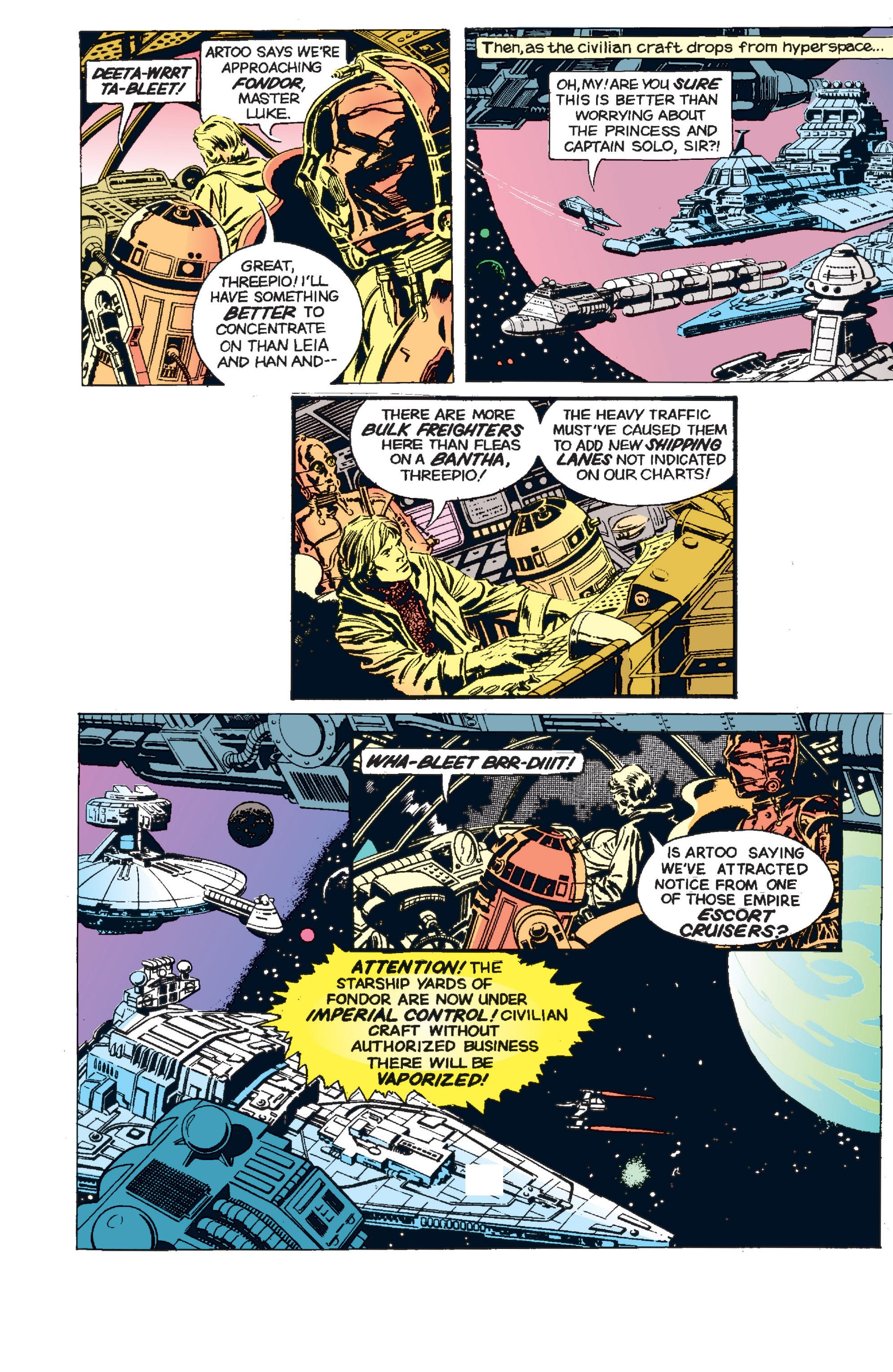 Classic Star Wars #3 #3 - English 8