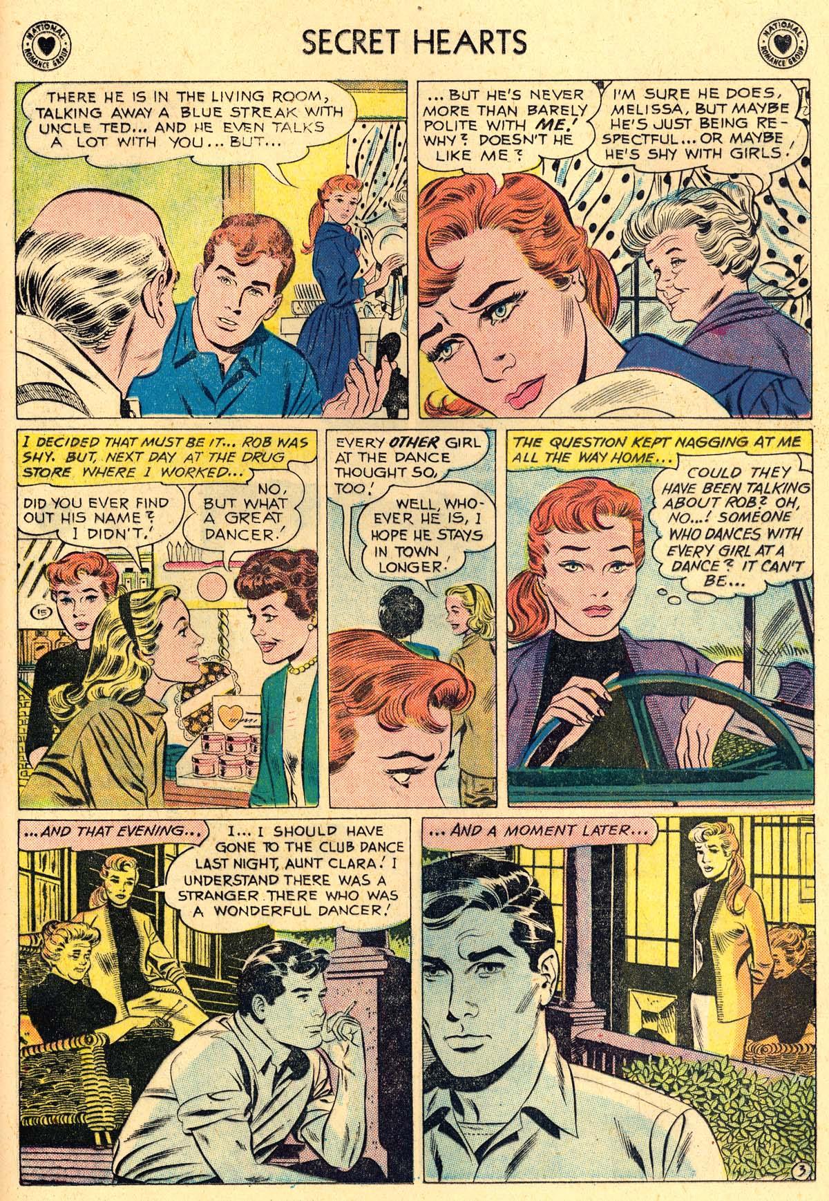 Read online Secret Hearts comic -  Issue #62 - 29