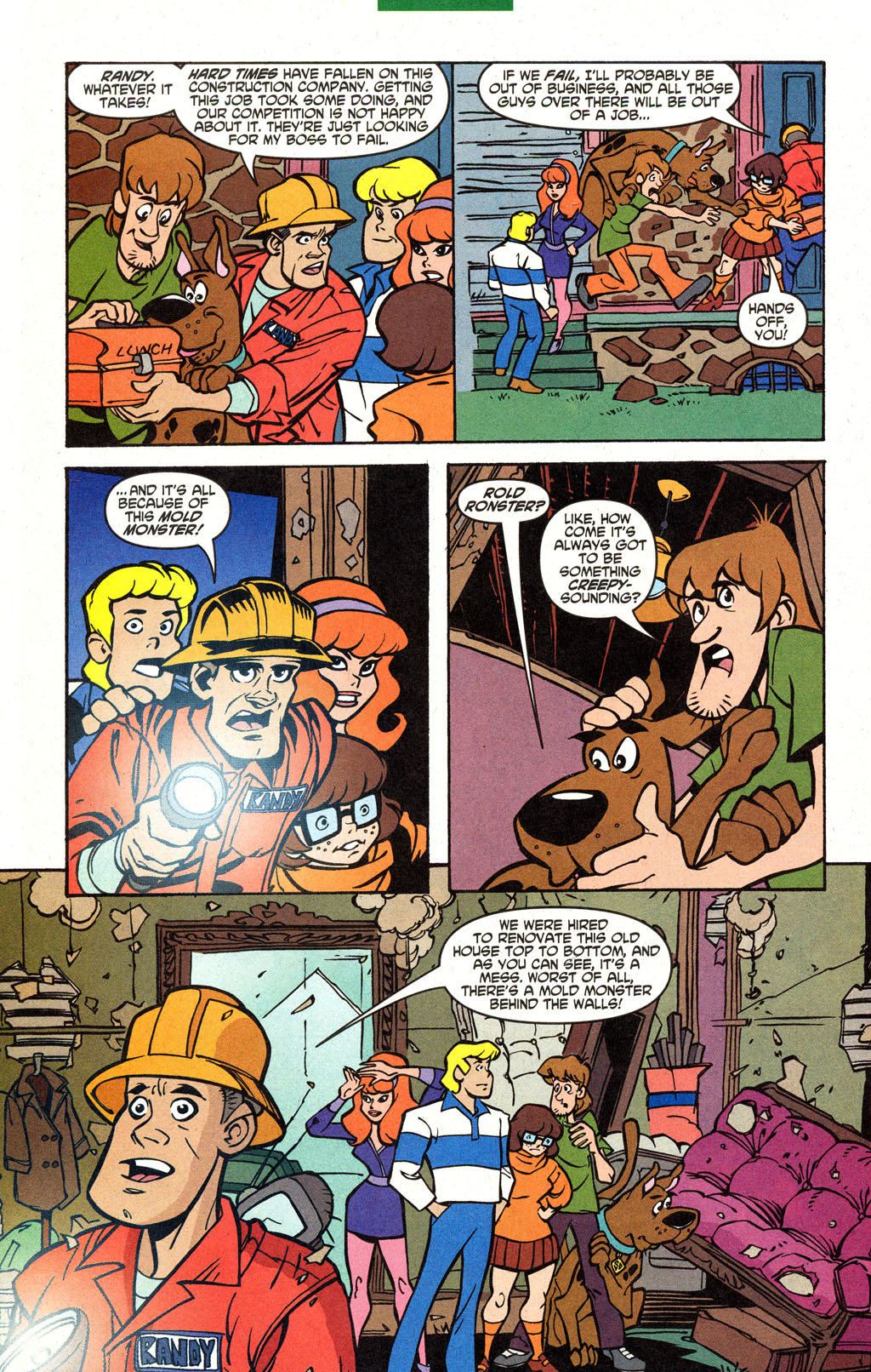 Read online Scooby-Doo (1997) comic -  Issue #99 - 13