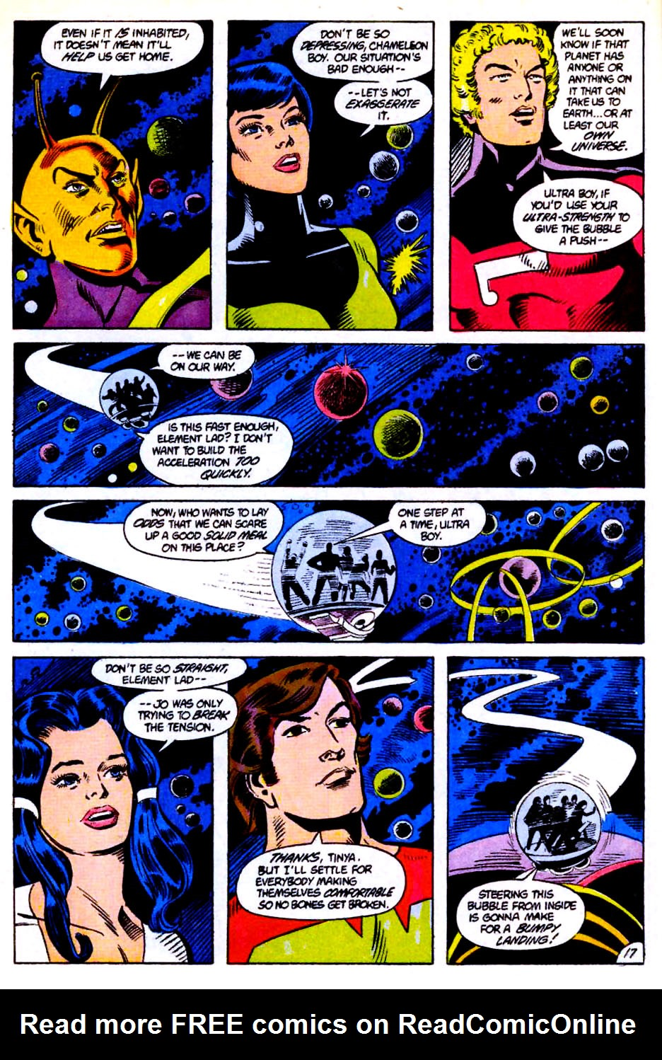 Tales of the Legion Issue #331 #18 - English 18