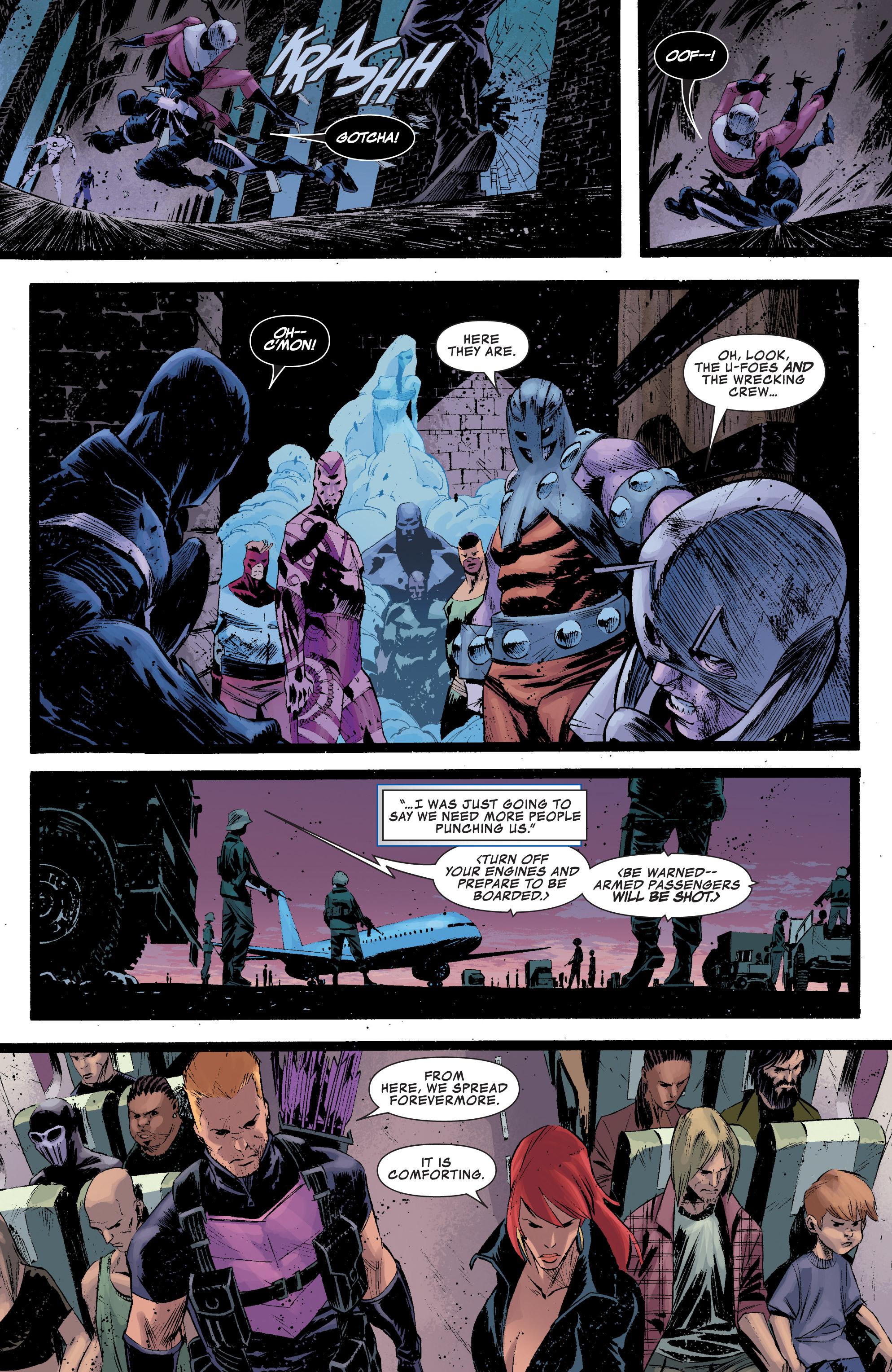 Read online Secret Avengers (2010) comic -  Issue #32 - 11