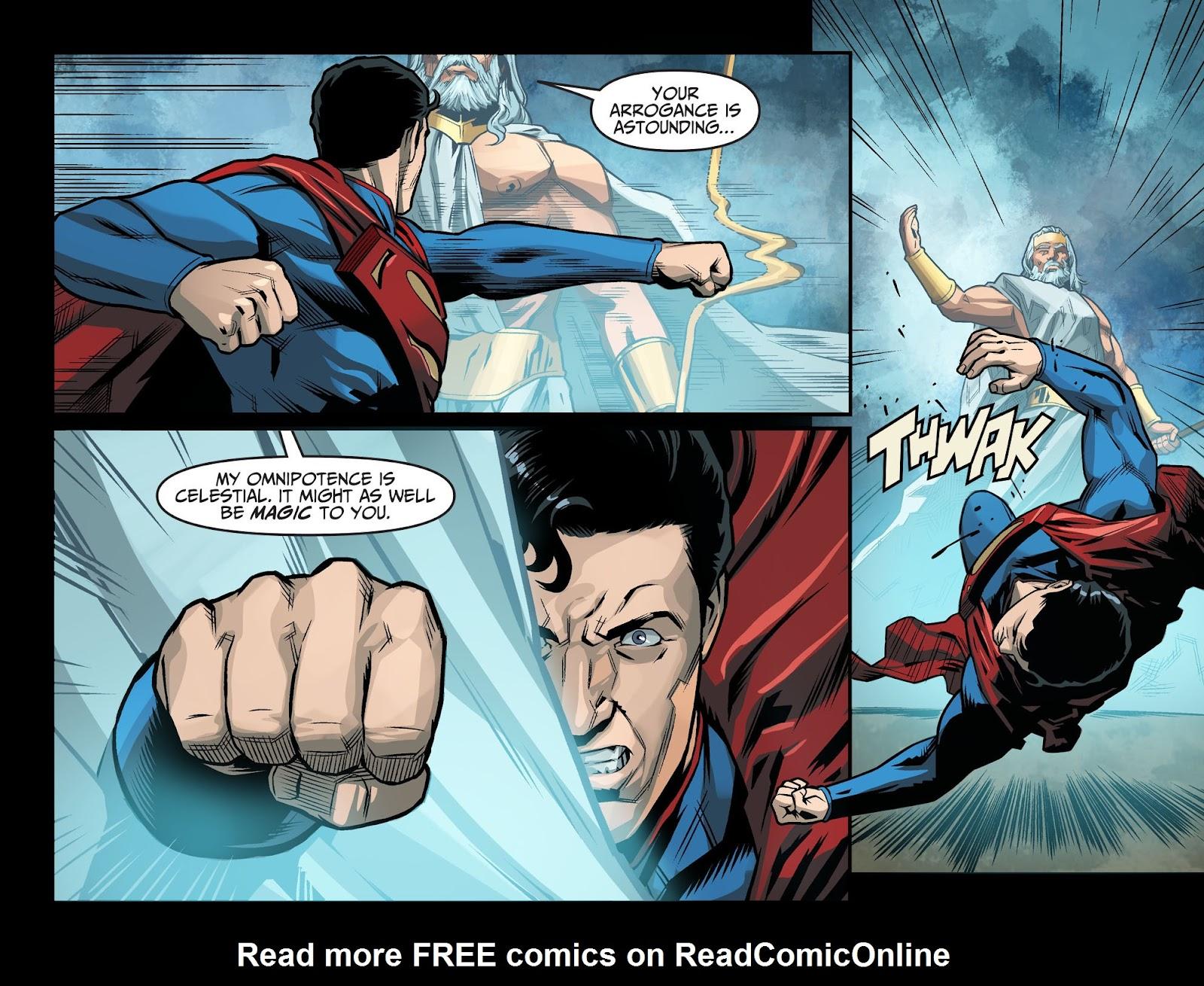 Injustice: Gods Among Us Year Four Issue #20 #21 - English 20