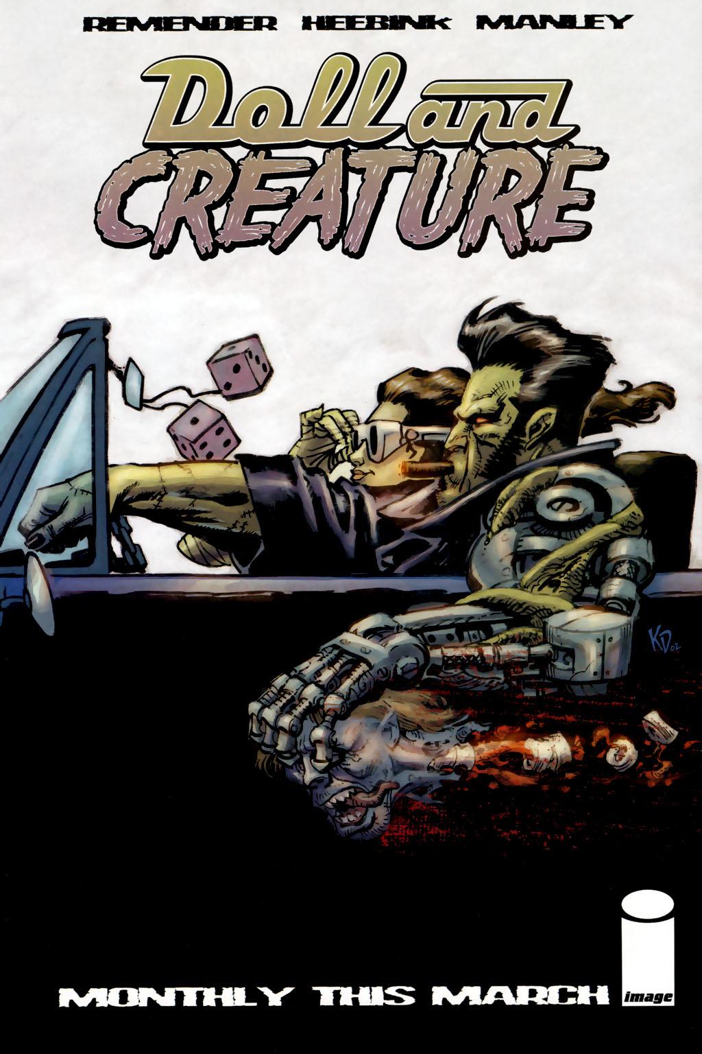 Read online Strange Girl comic -  Issue #6 - 25