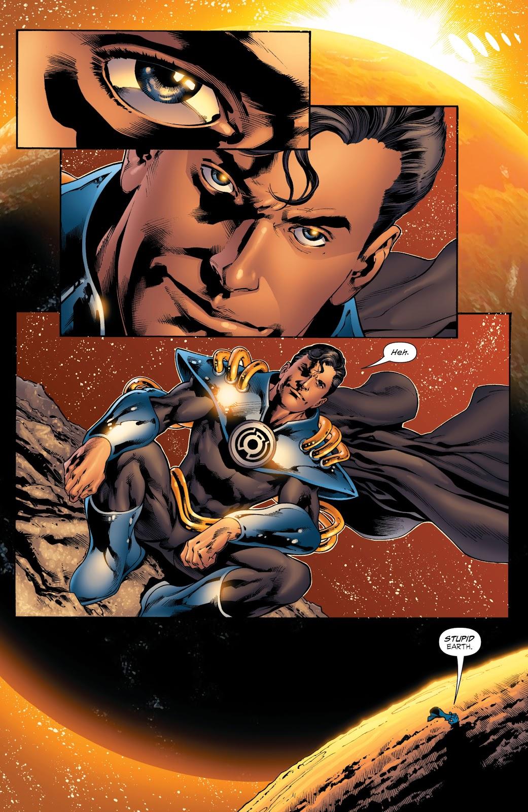 Green Lantern: The Sinestro Corps War Full #1 - English 100