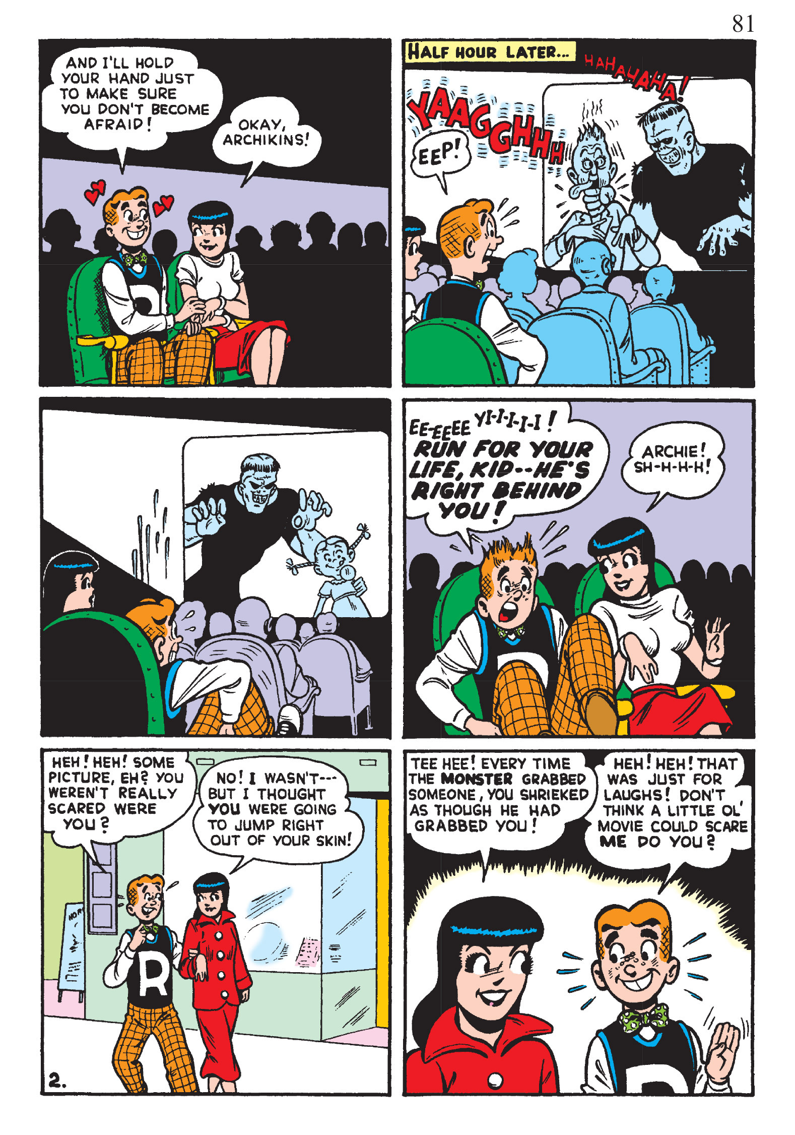 Read online The Best of Archie Comics comic -  Issue # TPB 1 (Part 1) - 79