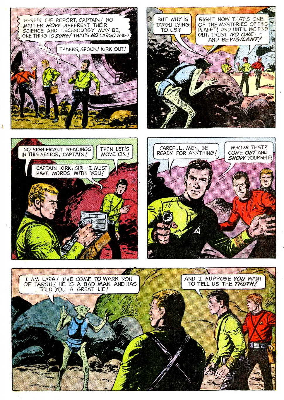 Star Trek (1967) Issue #2 #2 - English 9