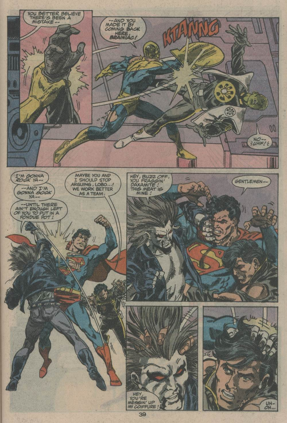 Adventures of Superman (1987) _Annual_2 Page 38