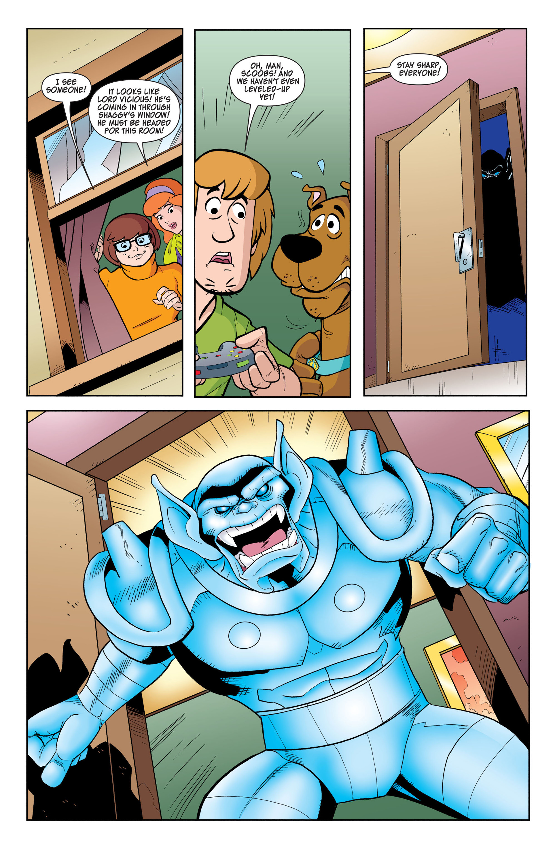 Read online Scooby-Doo: Where Are You? comic -  Issue #42 - 9