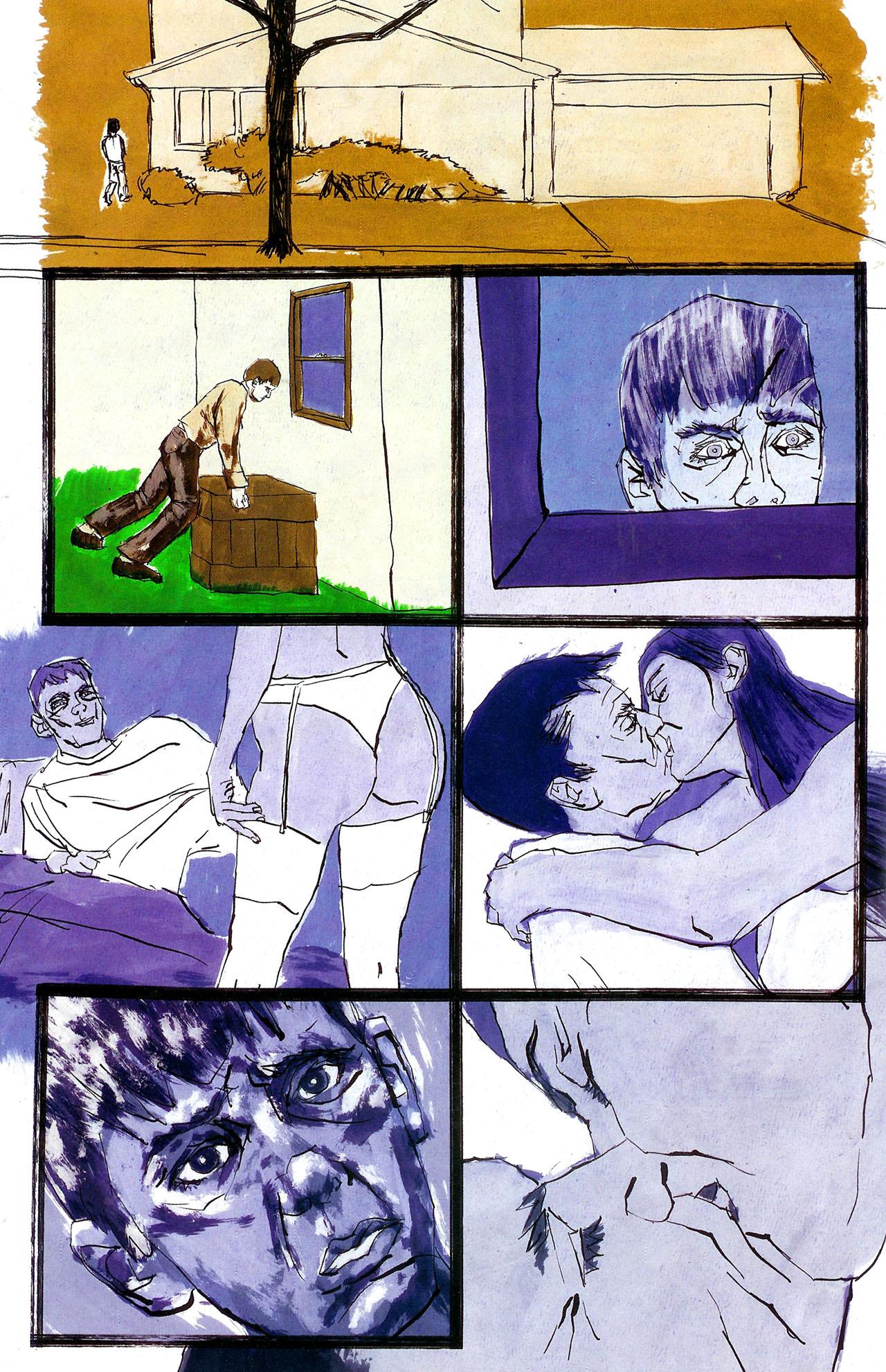 Read online Se7en comic -  Issue #4 - 21