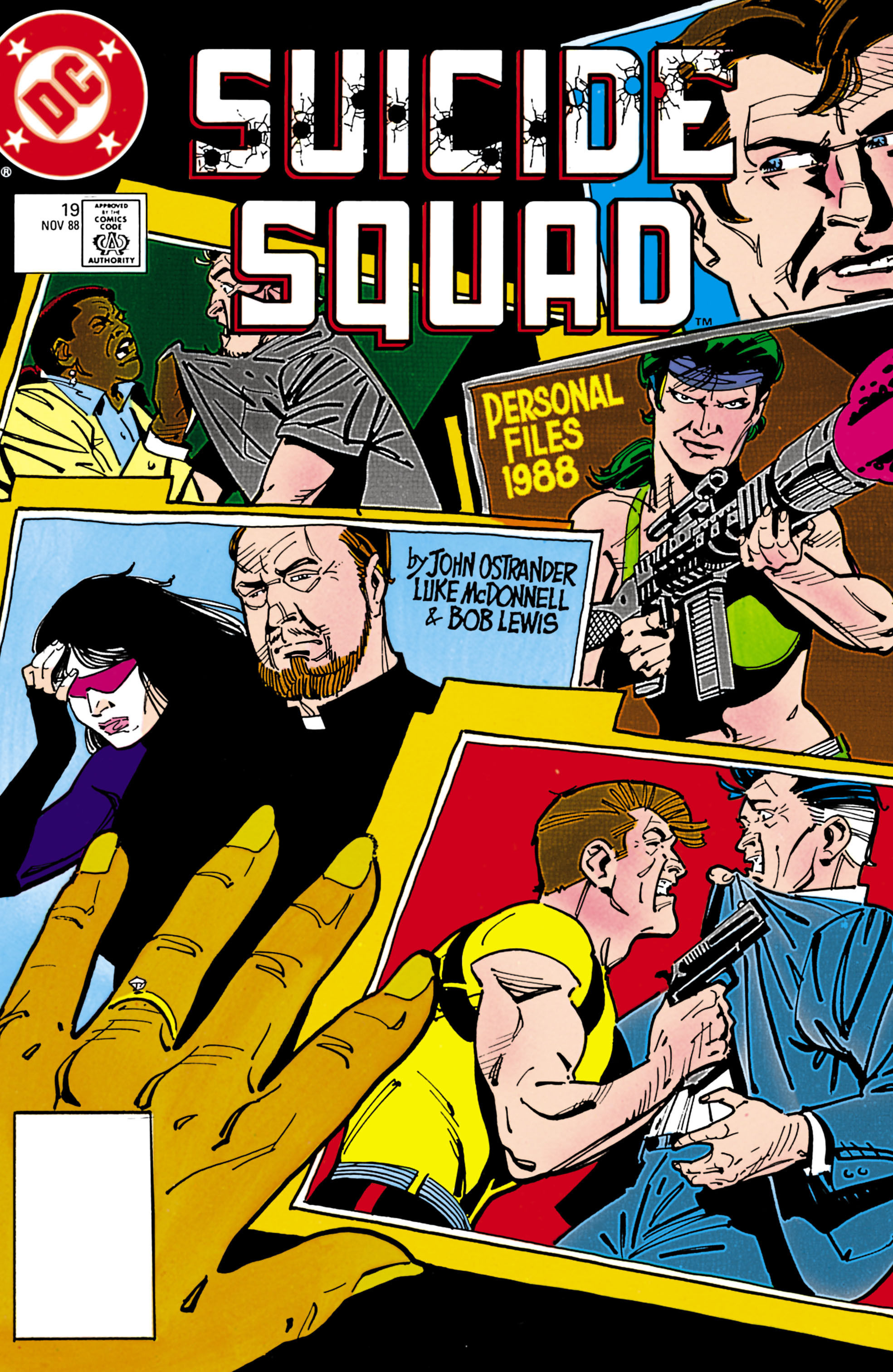 Suicide Squad (1987) issue 19 - Page 1