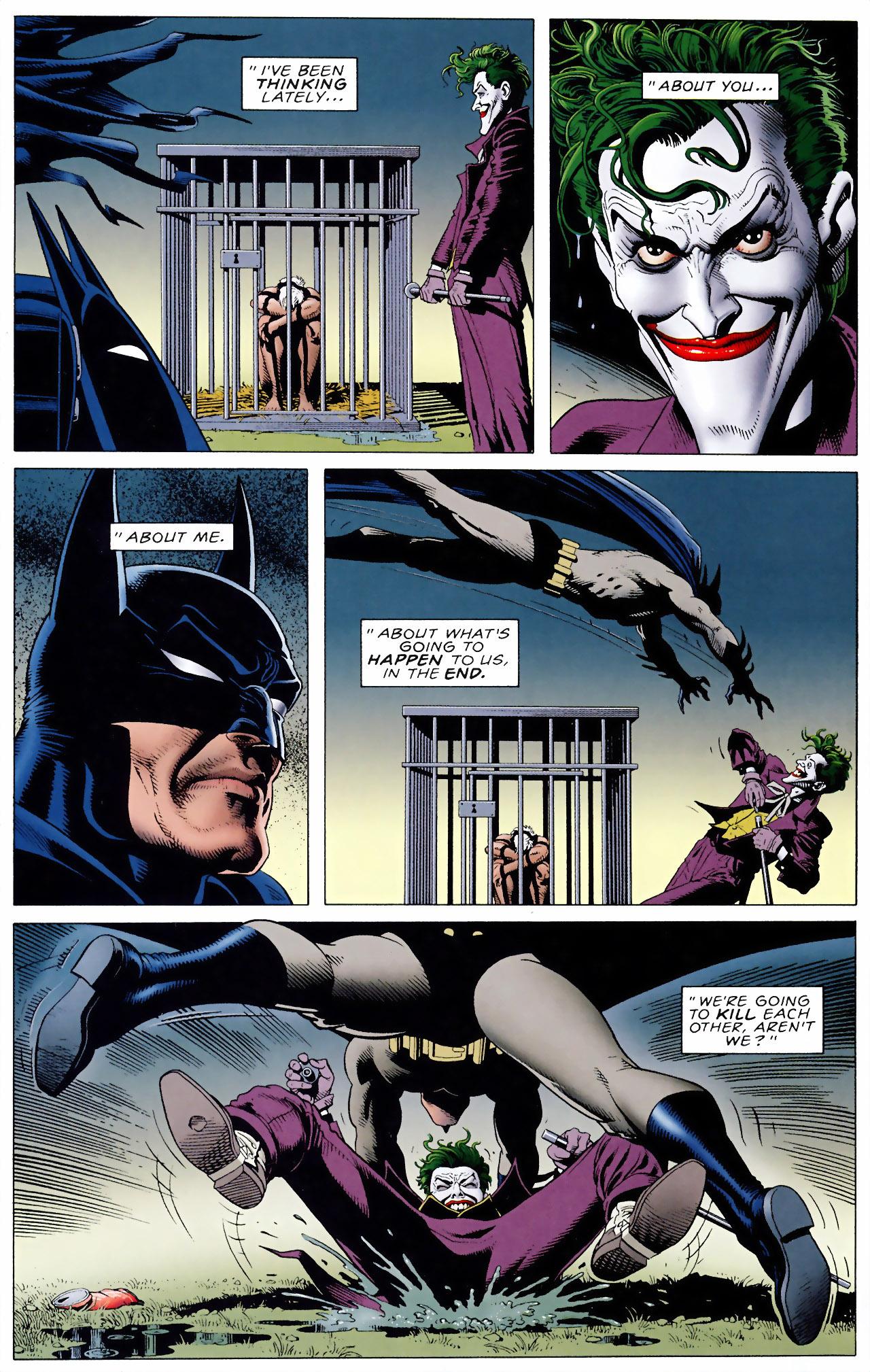Batman: The Killing Joke chap 1 pic 41