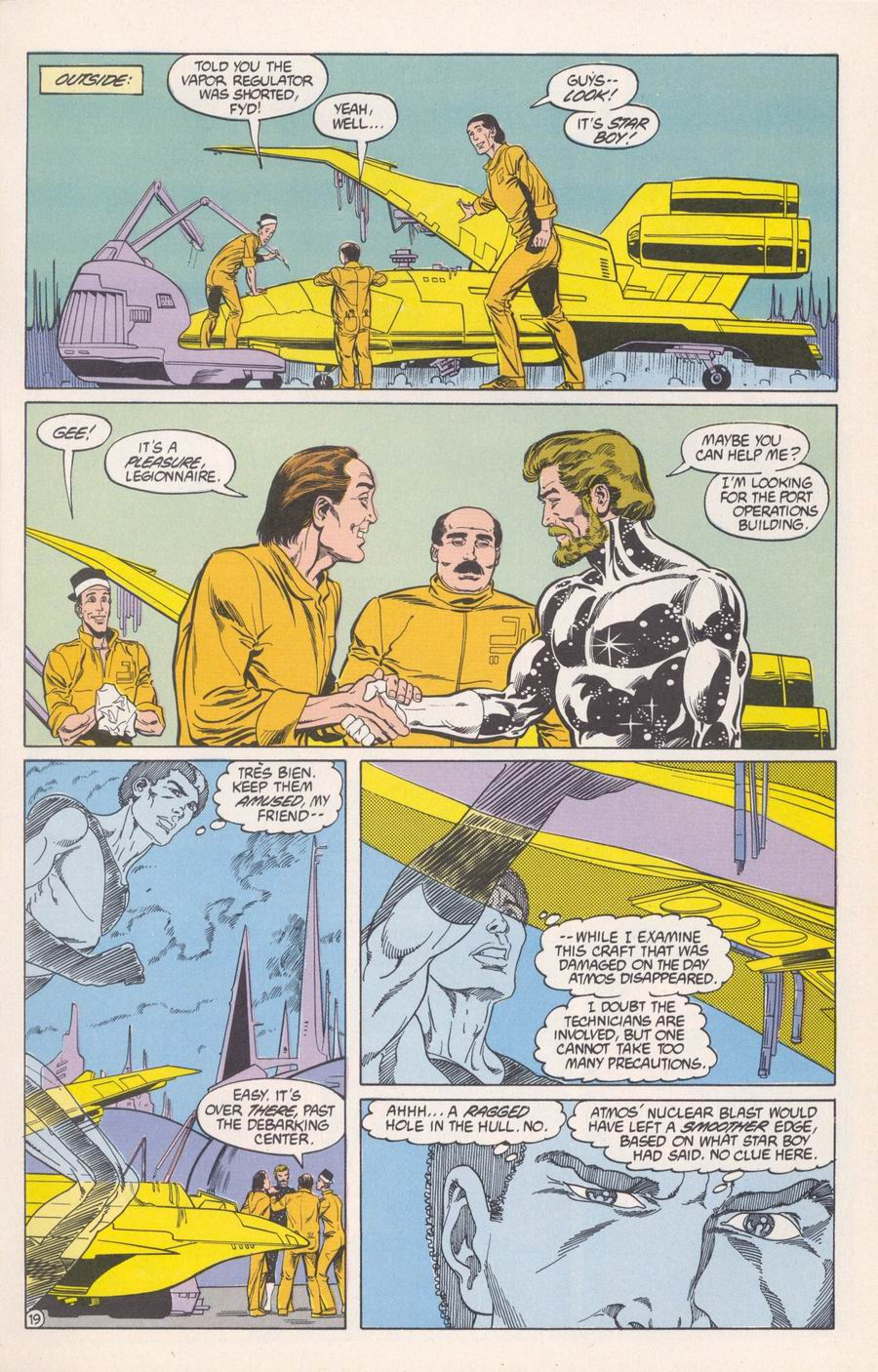 Tales of the Legion Issue #353 #40 - English 18