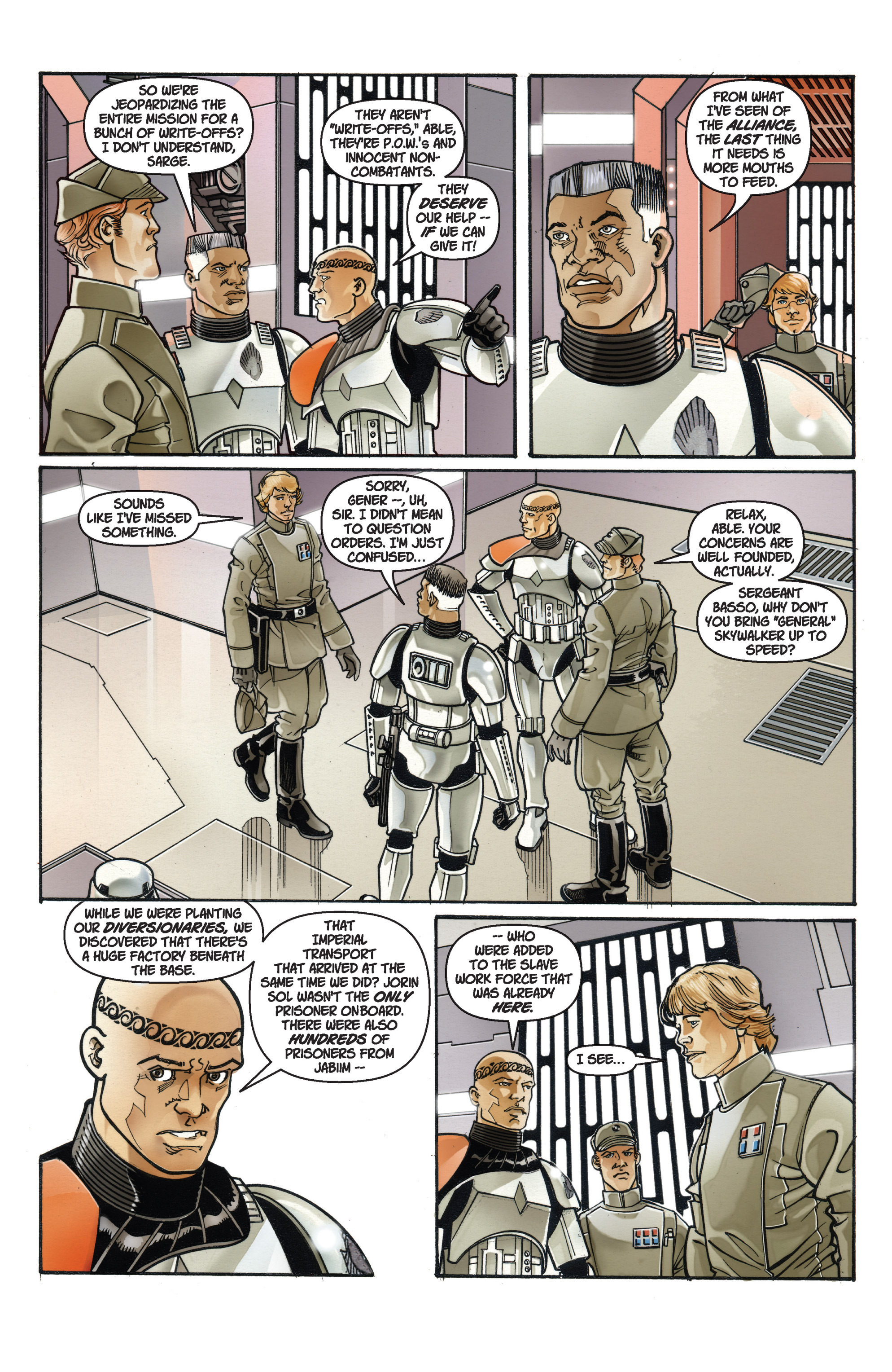 Read online Star Wars: Empire comic -  Issue #38 - 13