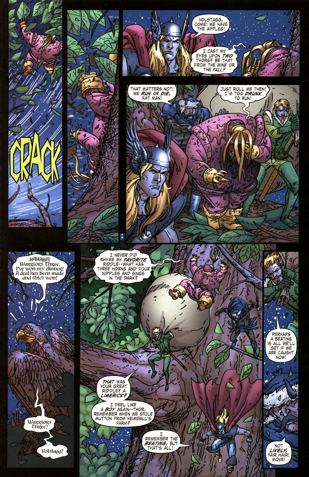 Read online Thor: Blood Oath comic -  Issue #2 - 13