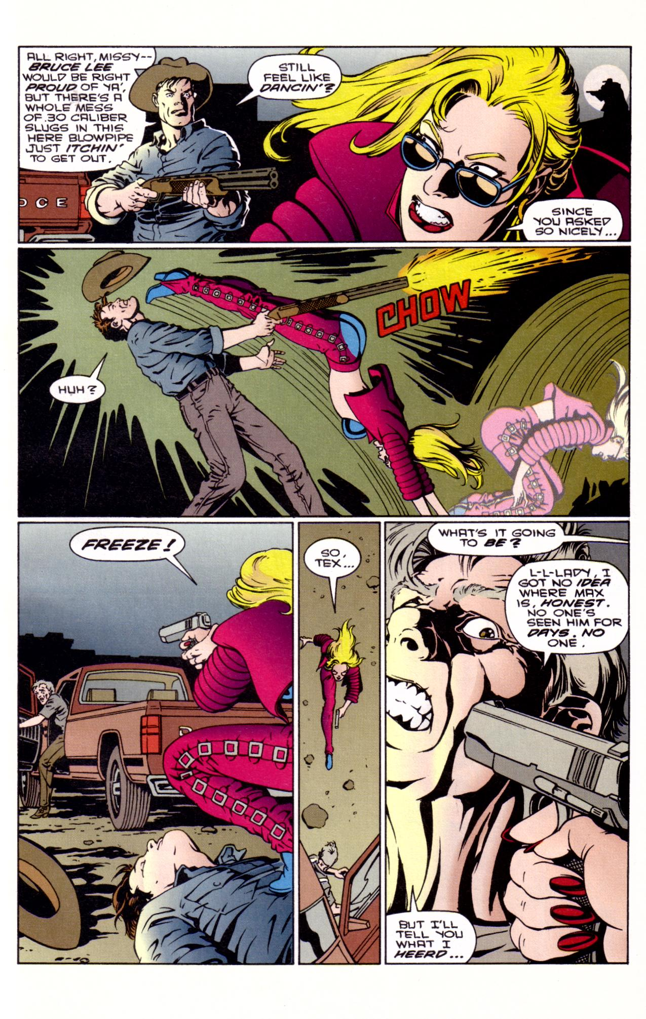 Barb Wire (1994) 2 Page 15