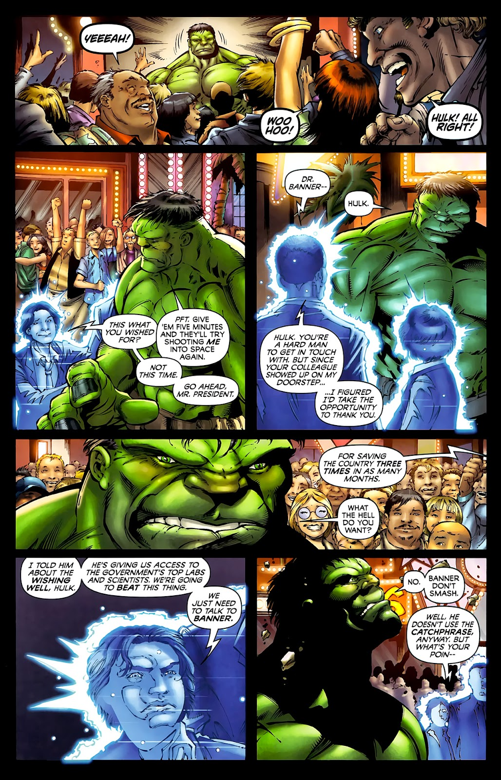 Incredible Hulks (2010) Issue #631 #21 - English 20