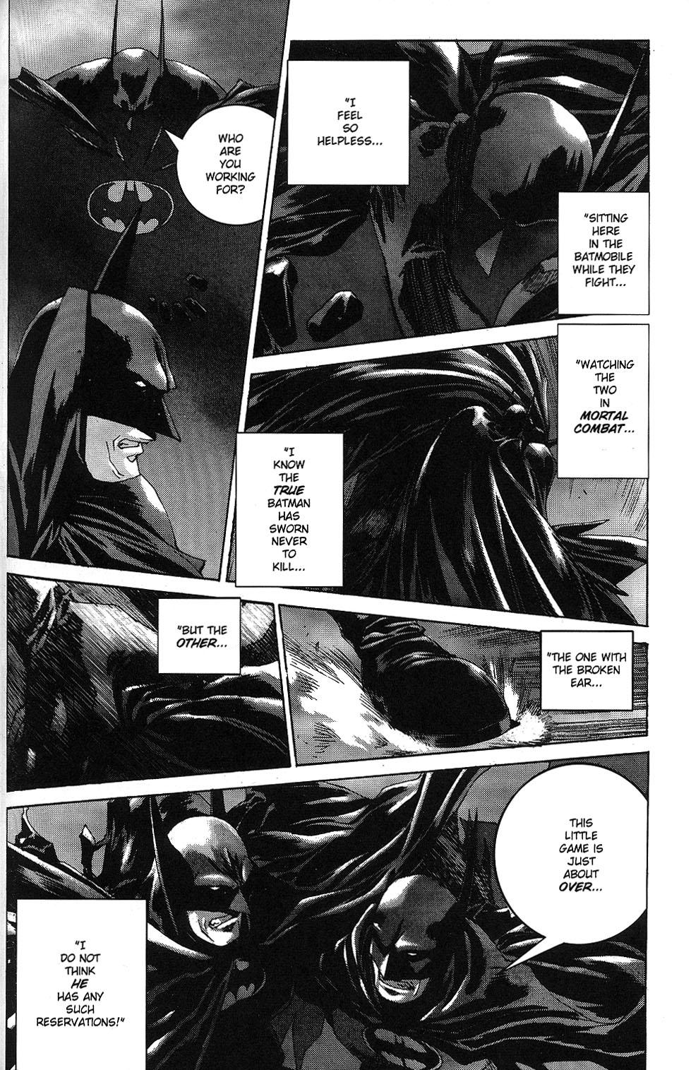 Read online Batman: Child of Dreams comic -  Issue # Full - 123