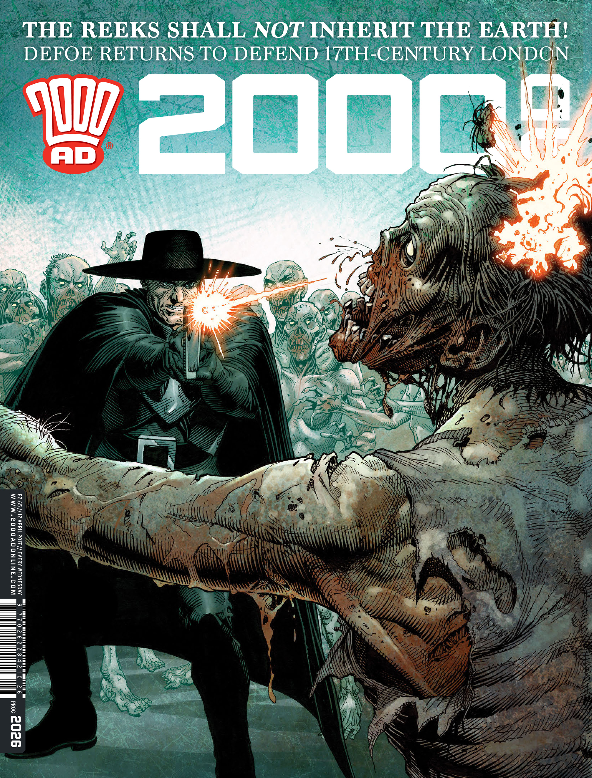 2000 AD 2026 Page 1