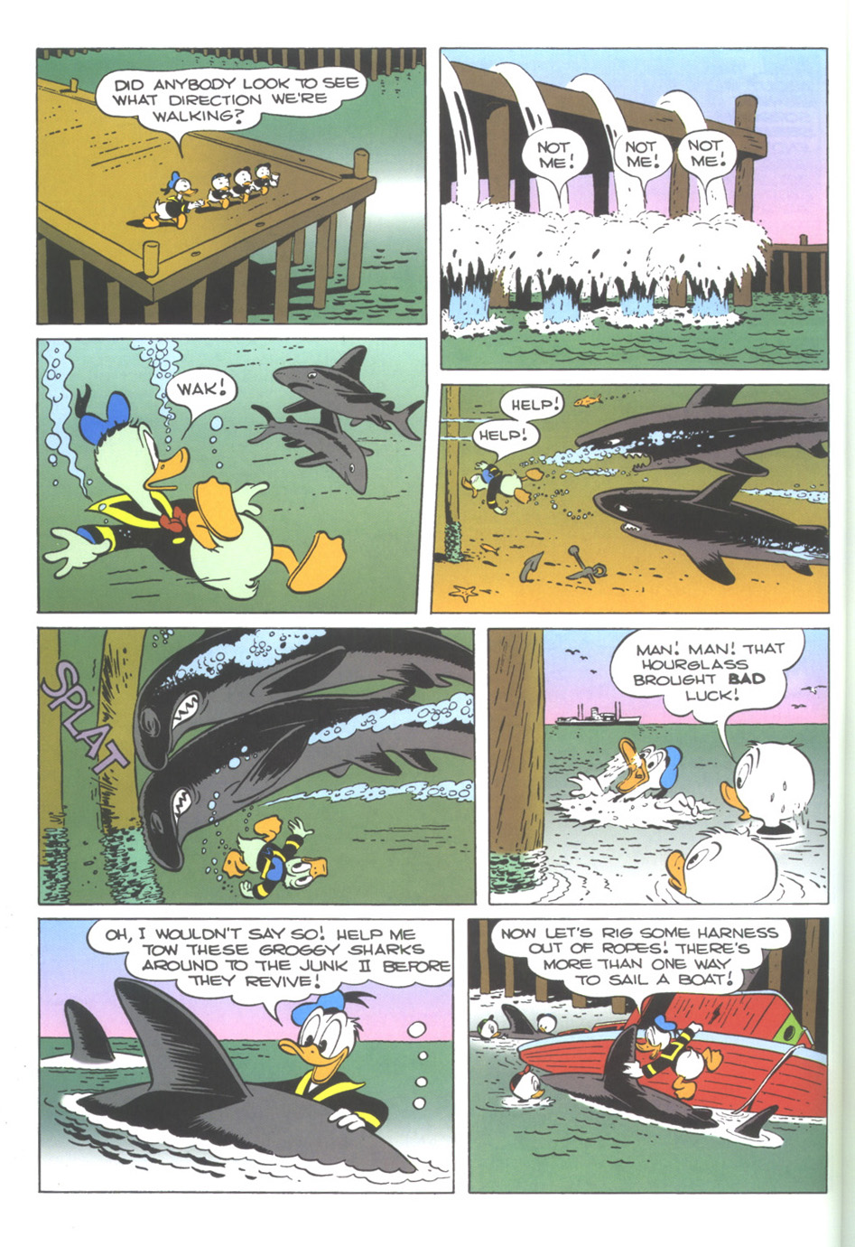 Uncle Scrooge (1953) Issue #341 #341 - English 12