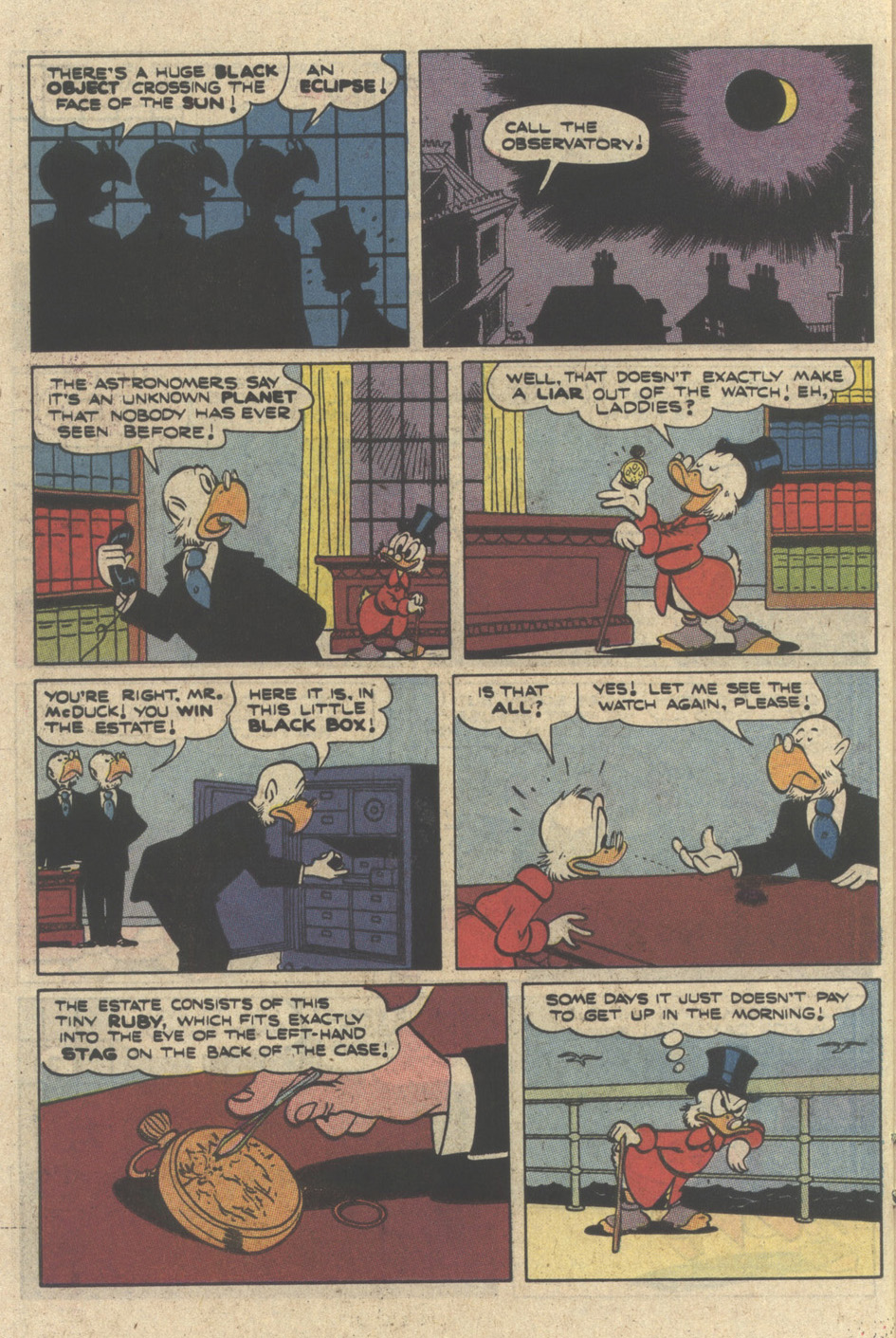 Uncle Scrooge (1953) Issue #230 #230 - English 22