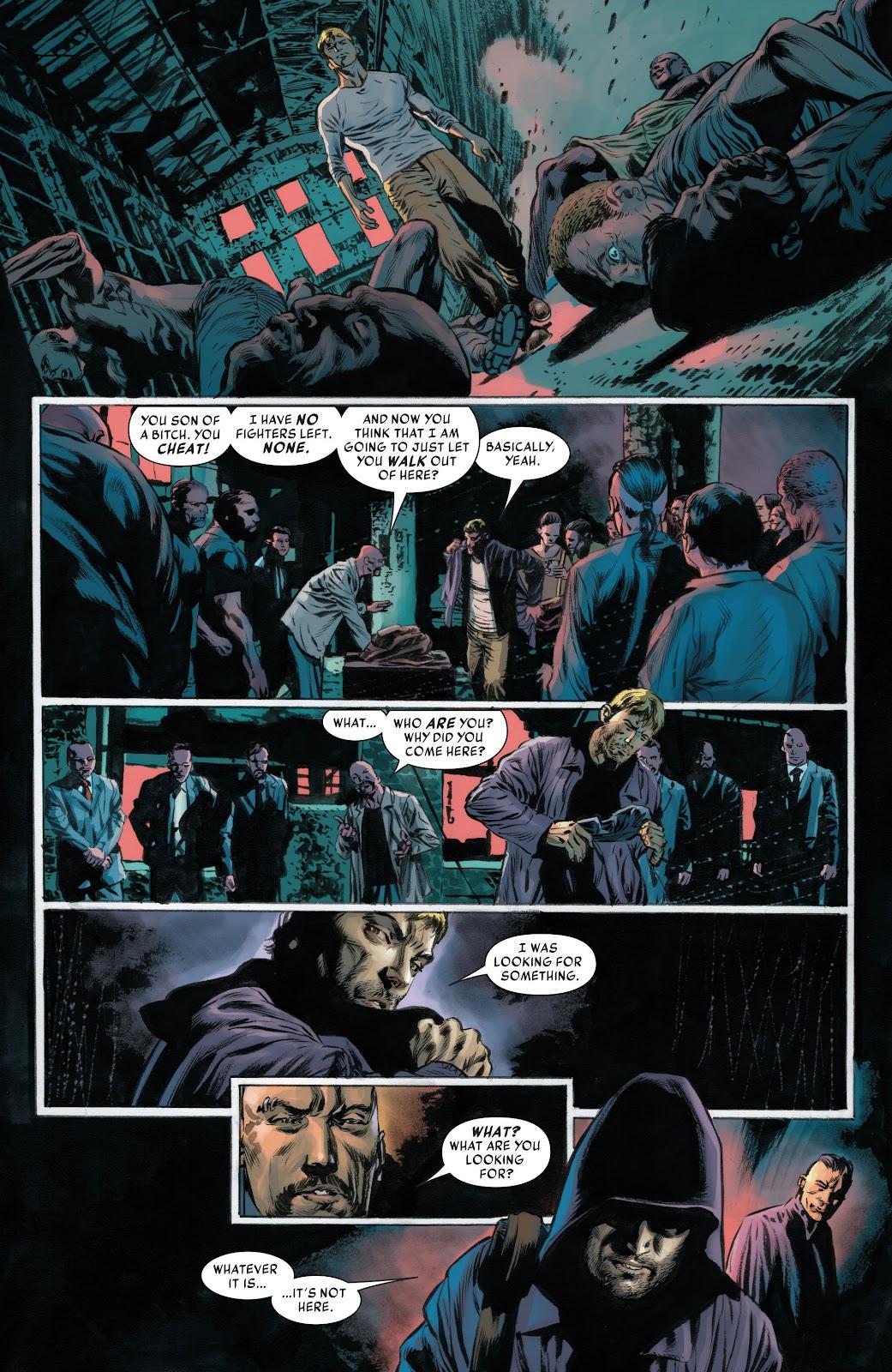 Iron Fist (2017) Issue #1 #1 - English 8