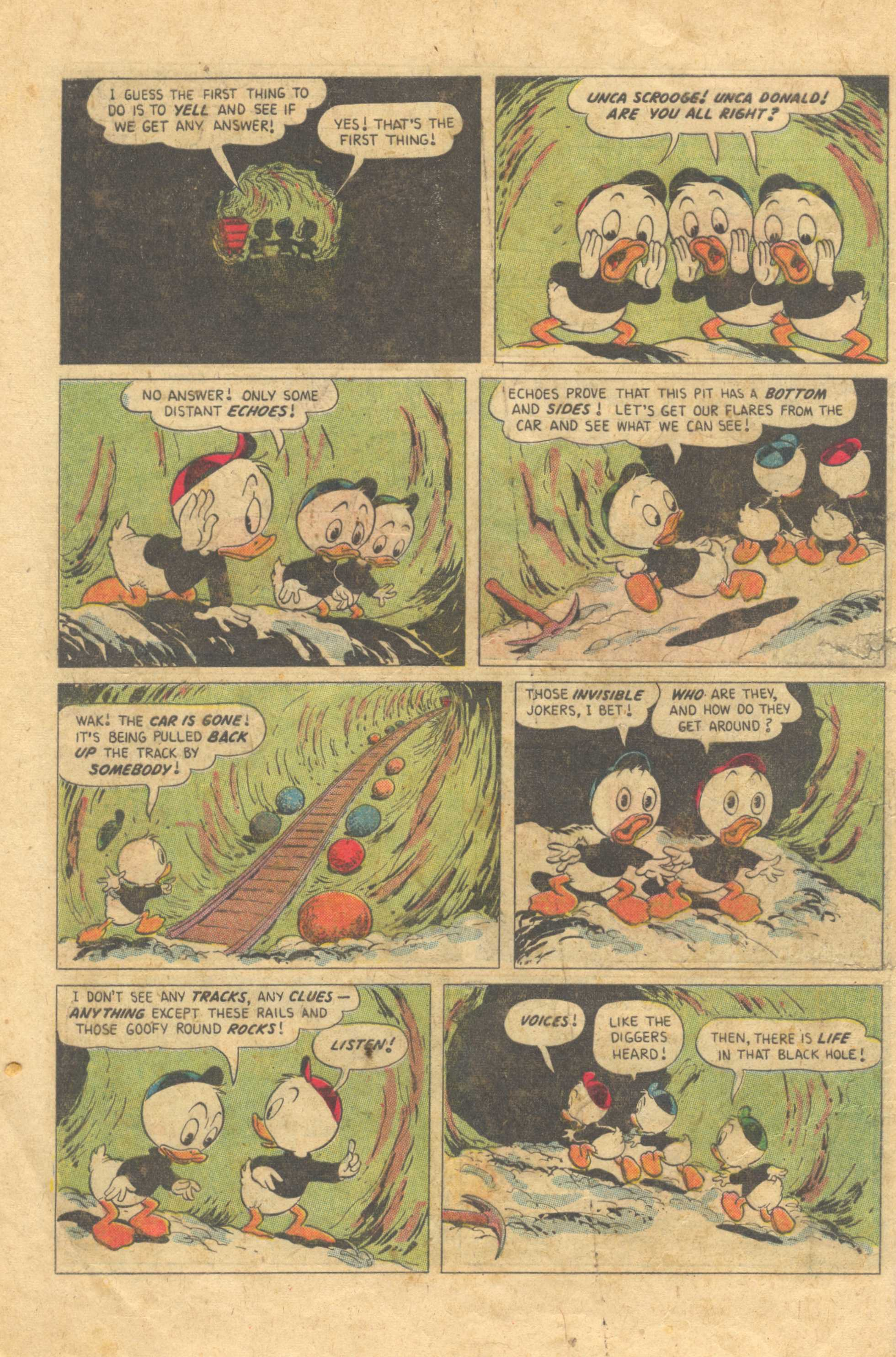 Uncle Scrooge (1953) #13 #392 - English 8