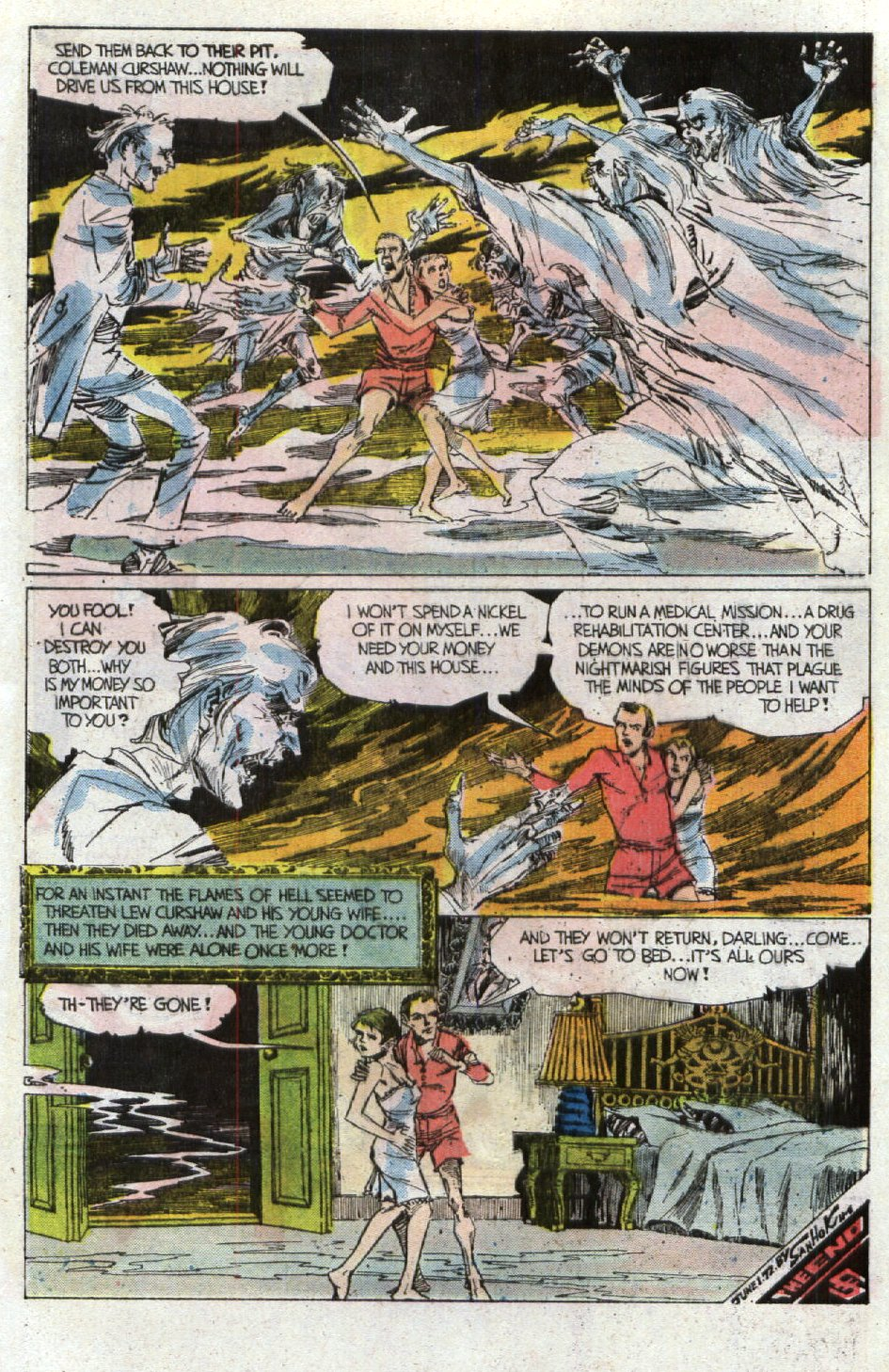 Read online Scary Tales comic -  Issue #23 - 32