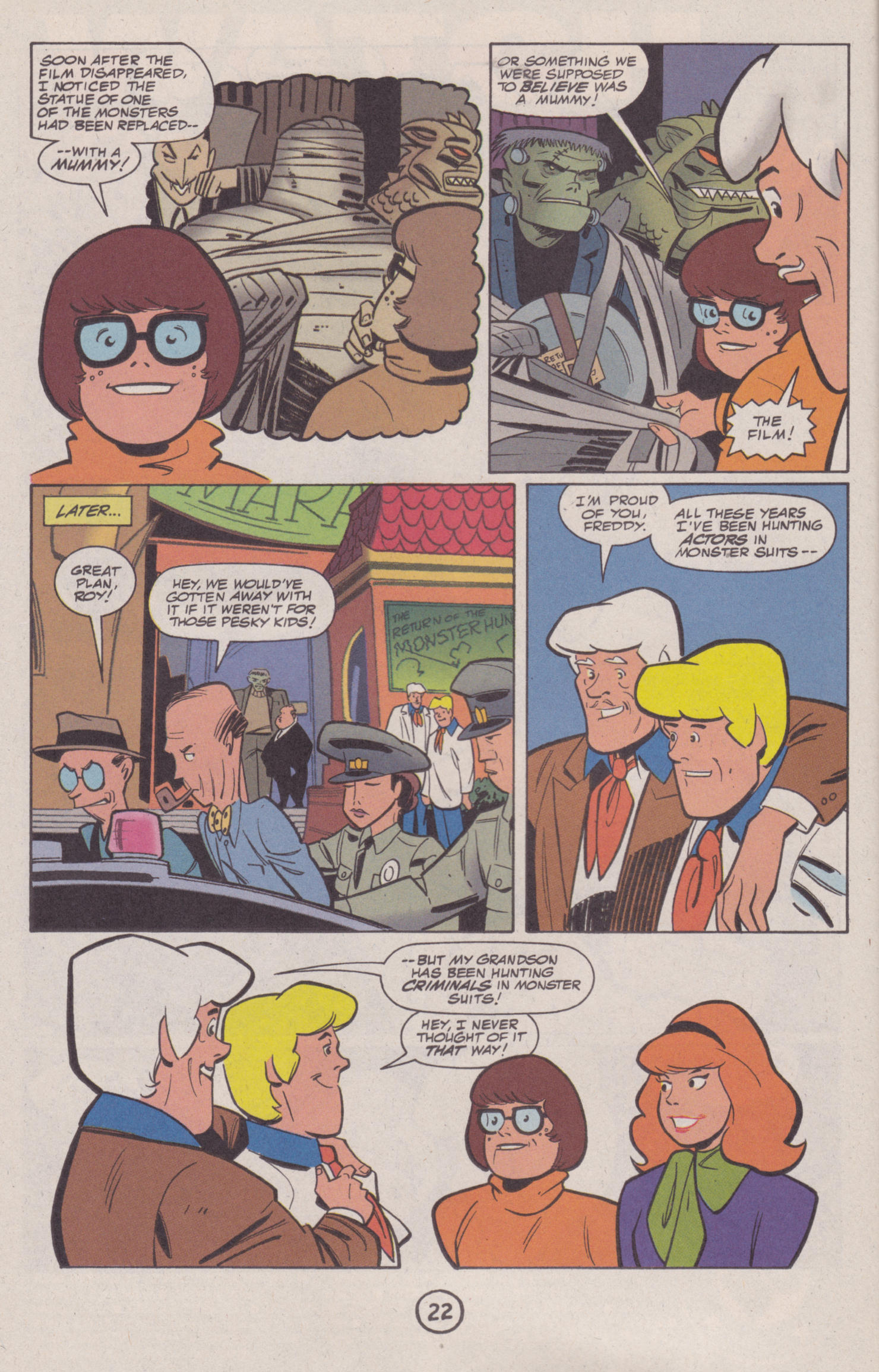 Read online Scooby-Doo (1997) comic -  Issue #5 - 18