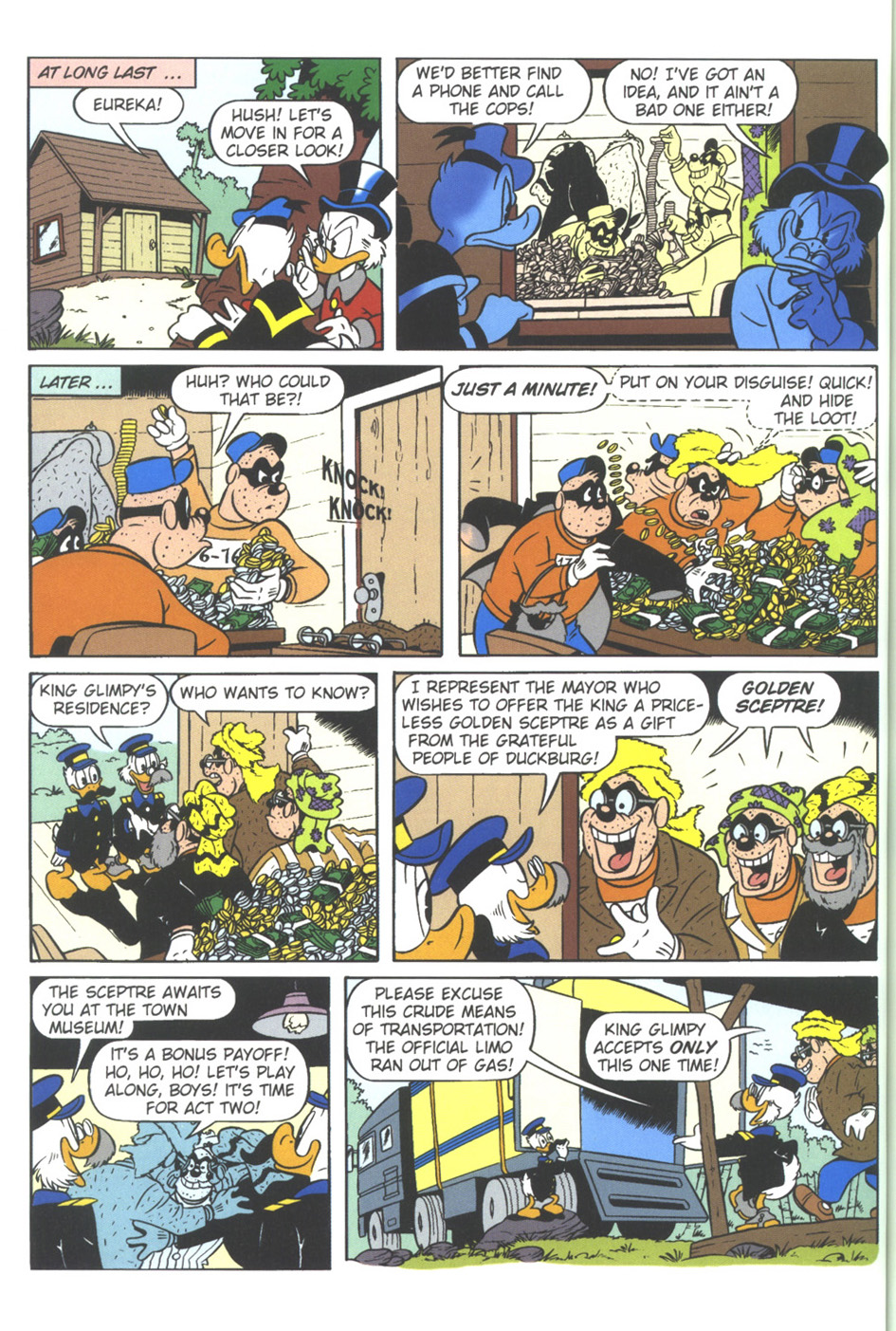 Uncle Scrooge (1953) Issue #309 #309 - English 60