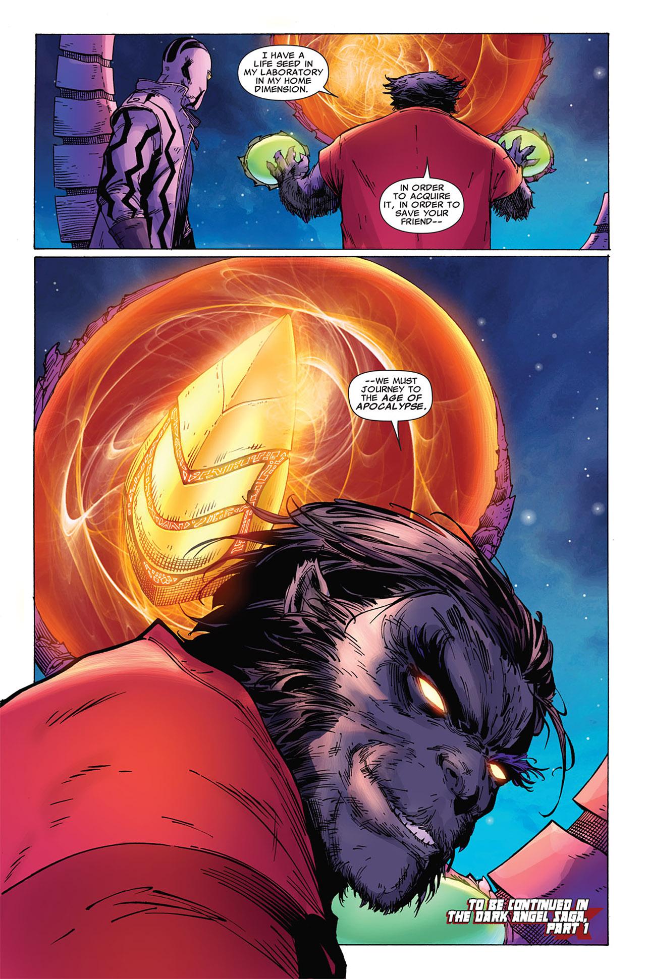 Uncanny X-Force (2010) #10 #27 - English 24