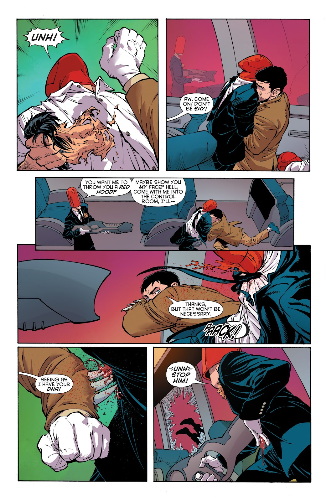Batman (2011) Issue #22 #37 - English 7