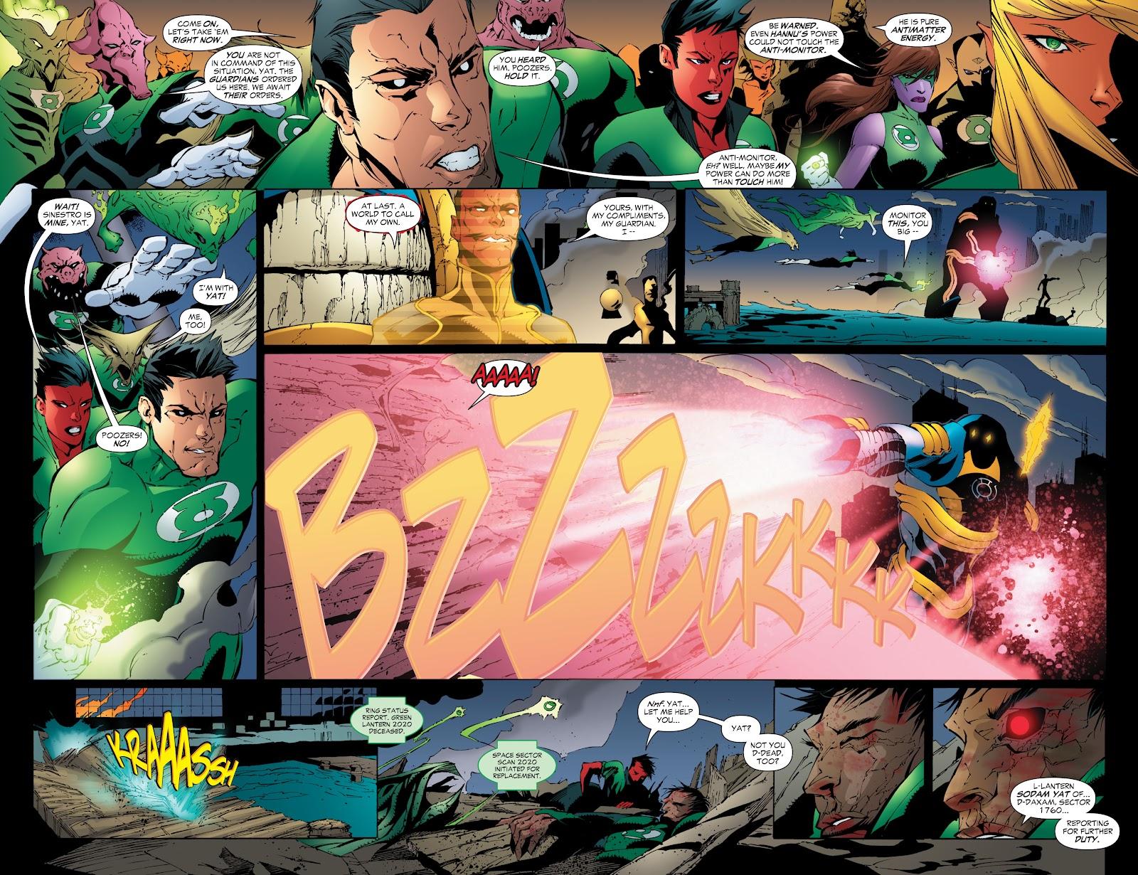 Green Lantern: The Sinestro Corps War Full #1 - English 215