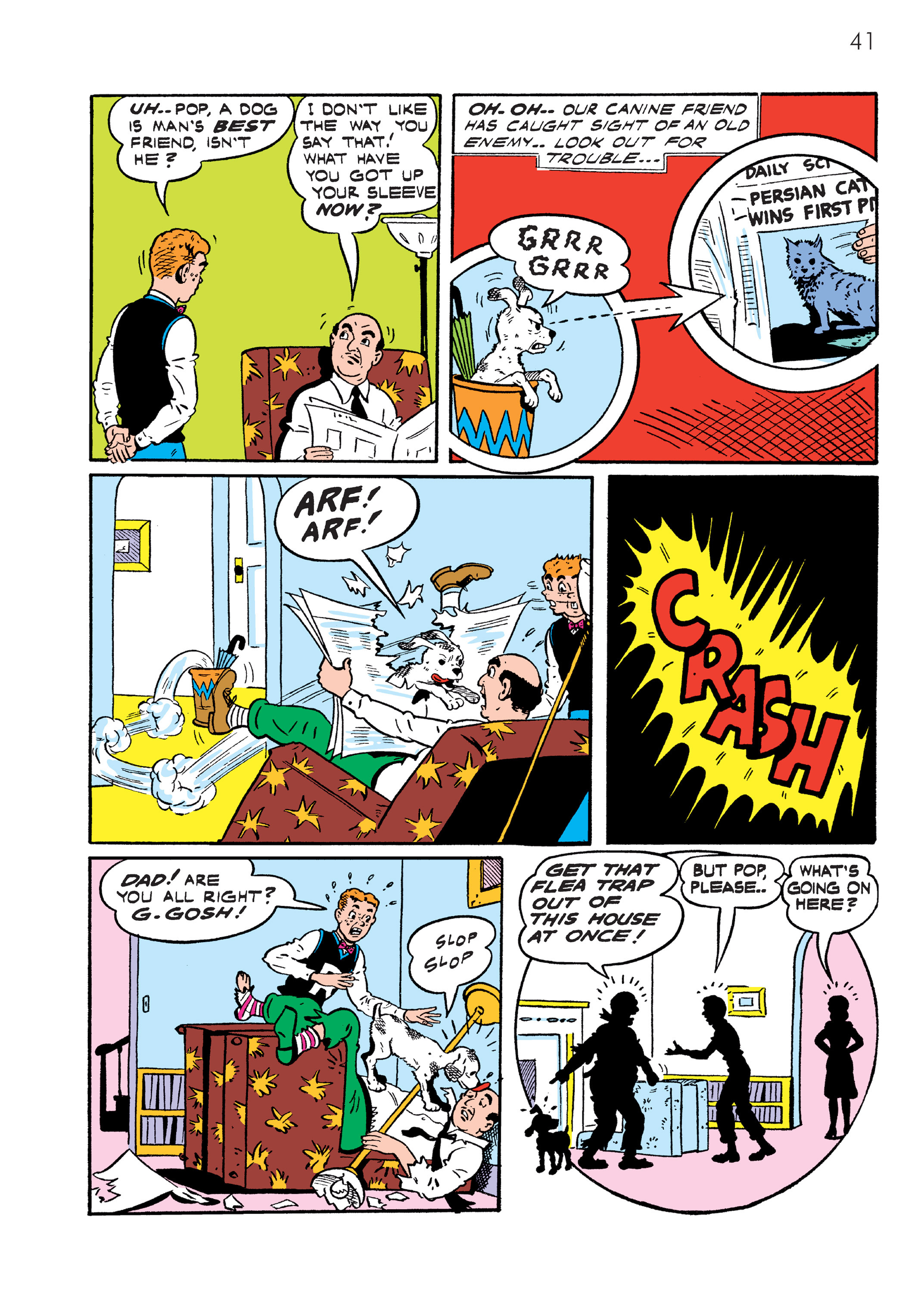 Read online The Best of Archie Comics comic -  Issue # TPB 4 (Part 1) - 42