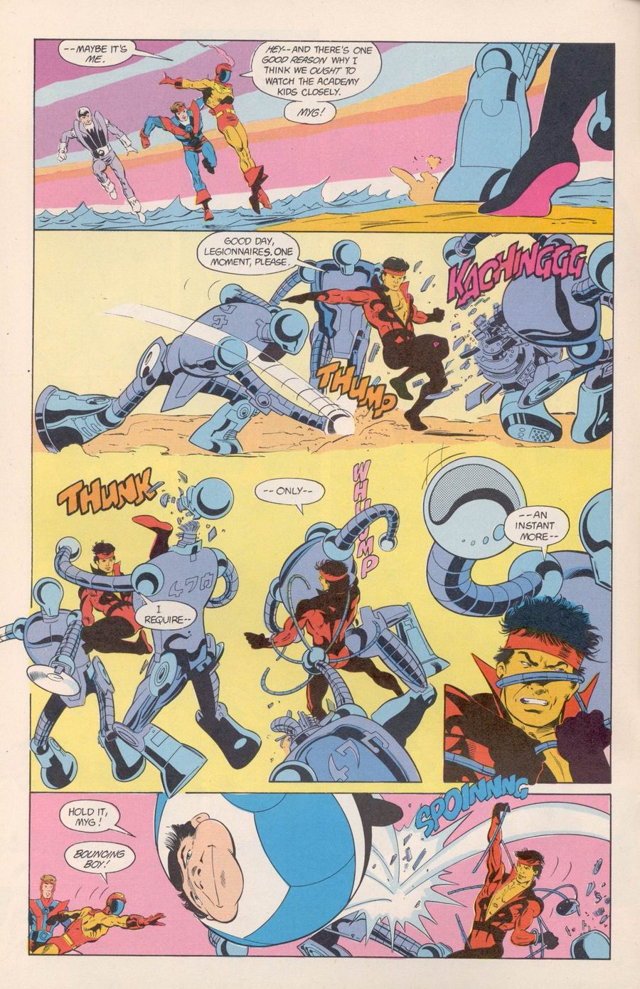 Tales of the Legion Issue #349 #36 - English 5