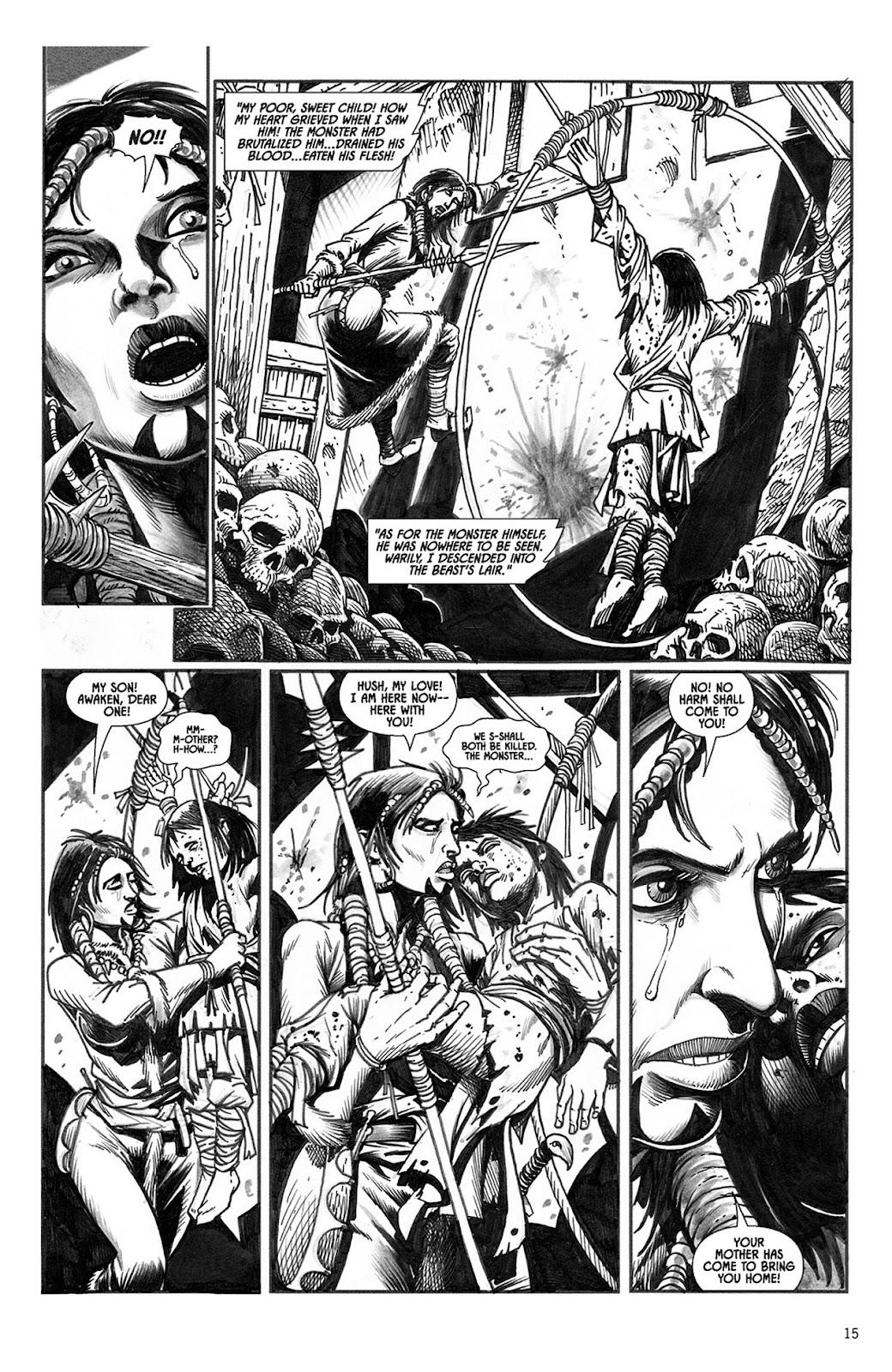 Creepy (2009) Issue #5 #5 - English 17
