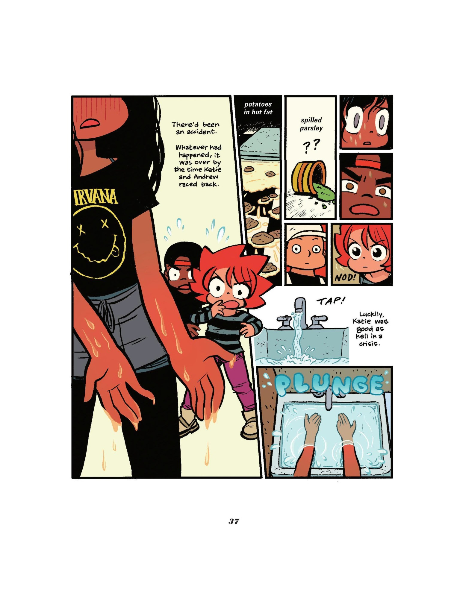 Read online Seconds comic -  Issue # Full - 39