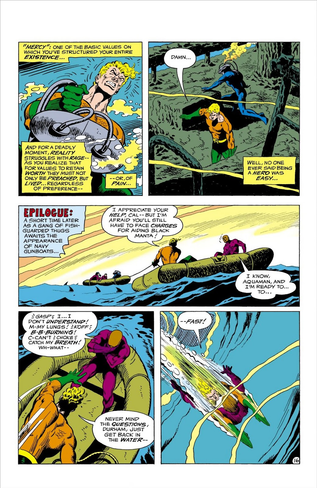 Aquaman (1962) Issue #57 #57 - English 17
