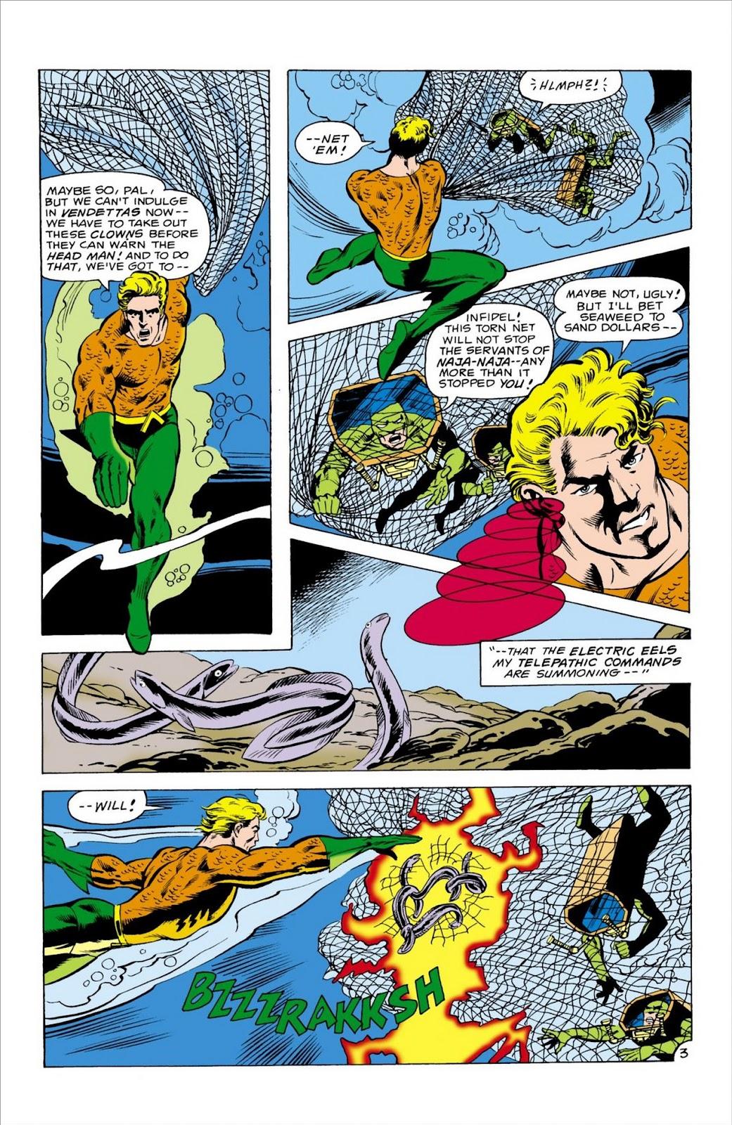 Aquaman (1962) Issue #61 #61 - English 4