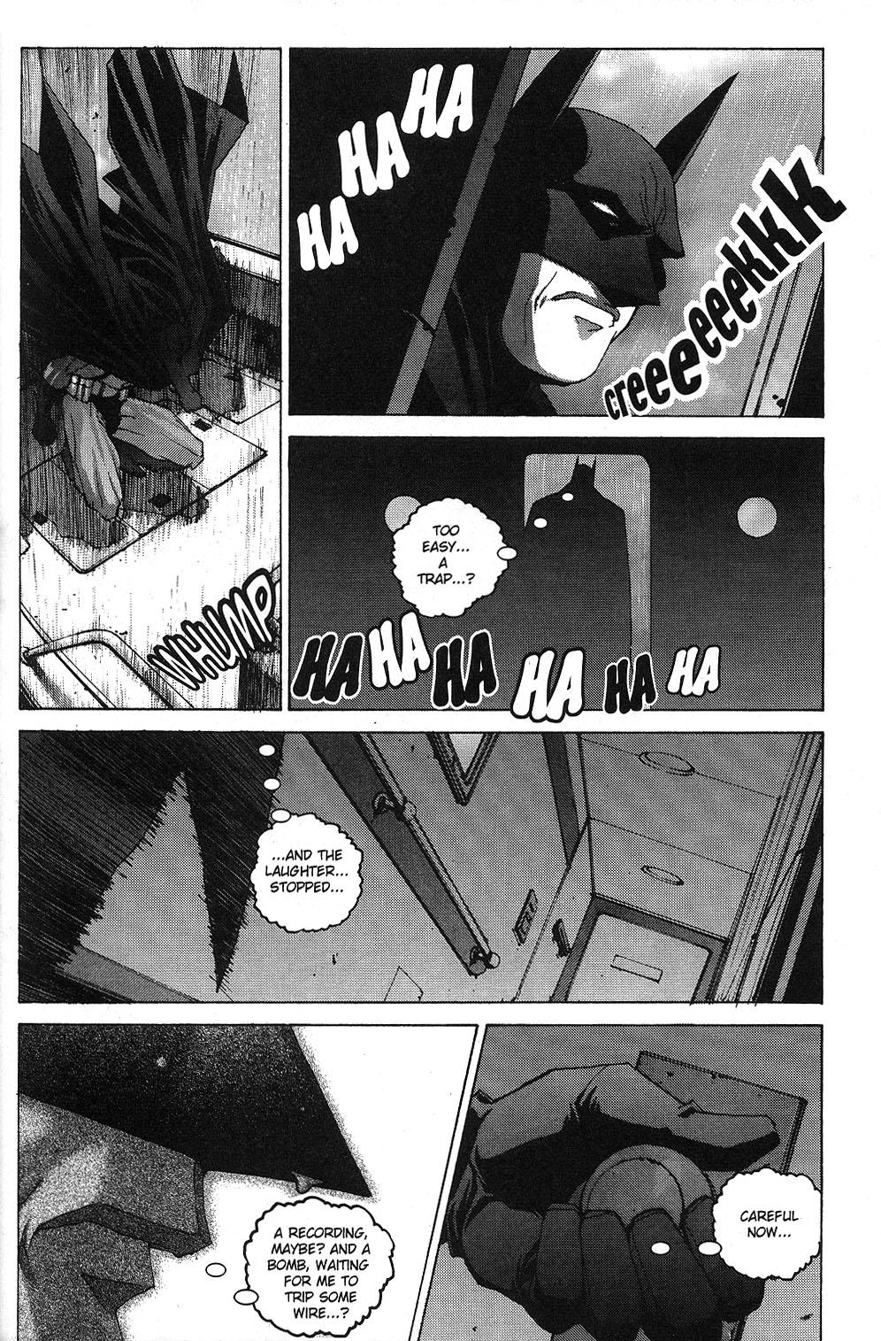 Read online Batman: Child of Dreams comic -  Issue # Full - 92