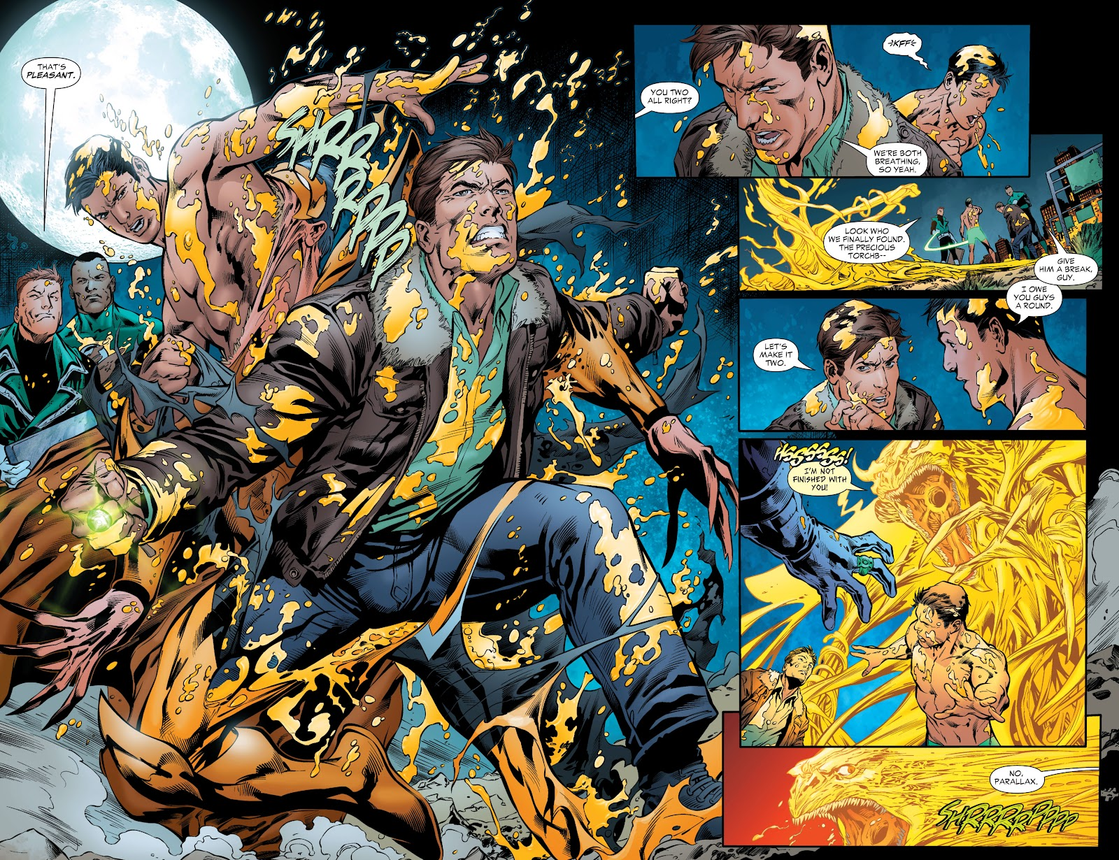 Green Lantern: The Sinestro Corps War Full #1 - English 196