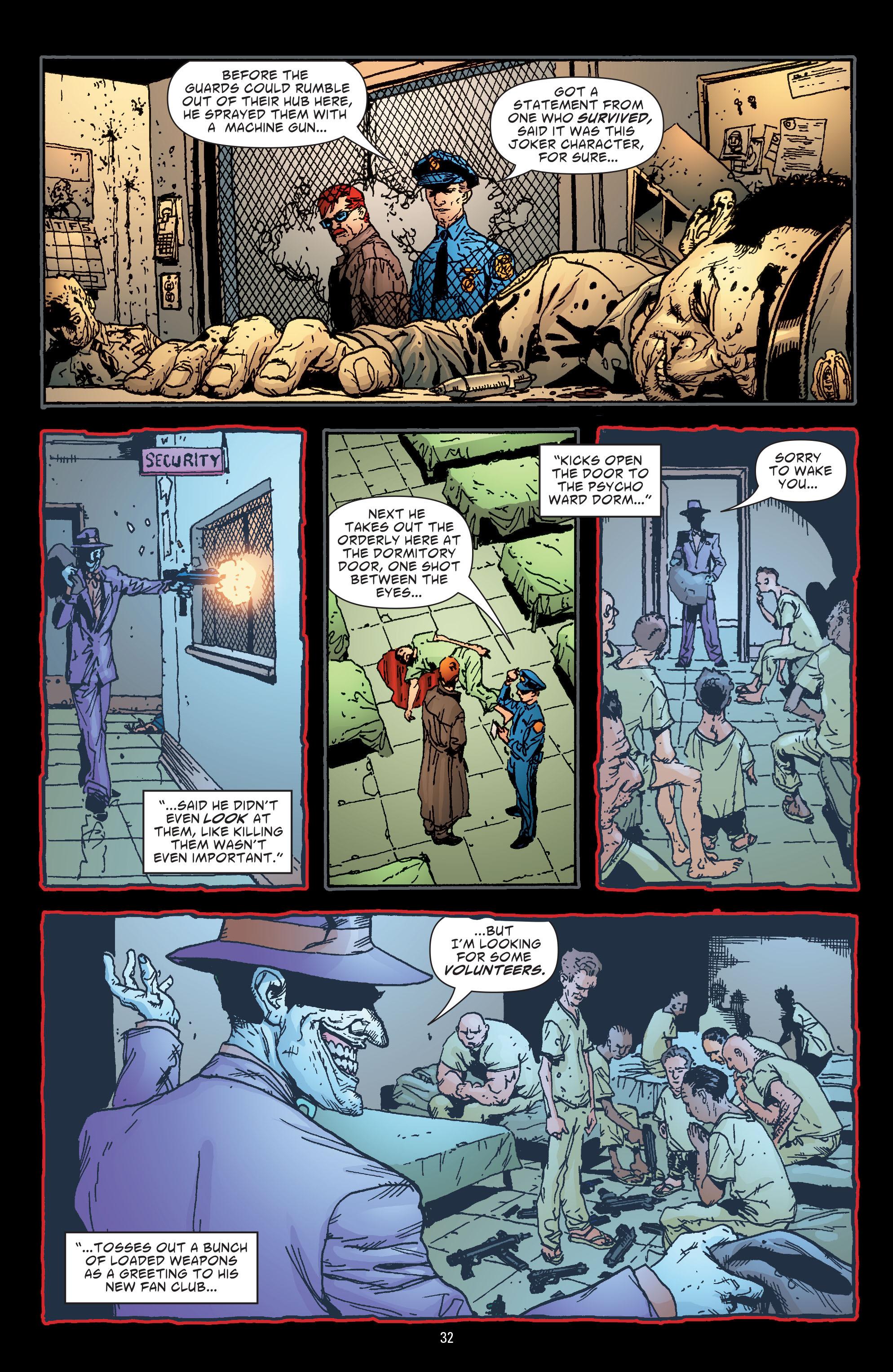 Batman: The Man Who Laughs chap 1 pic 33