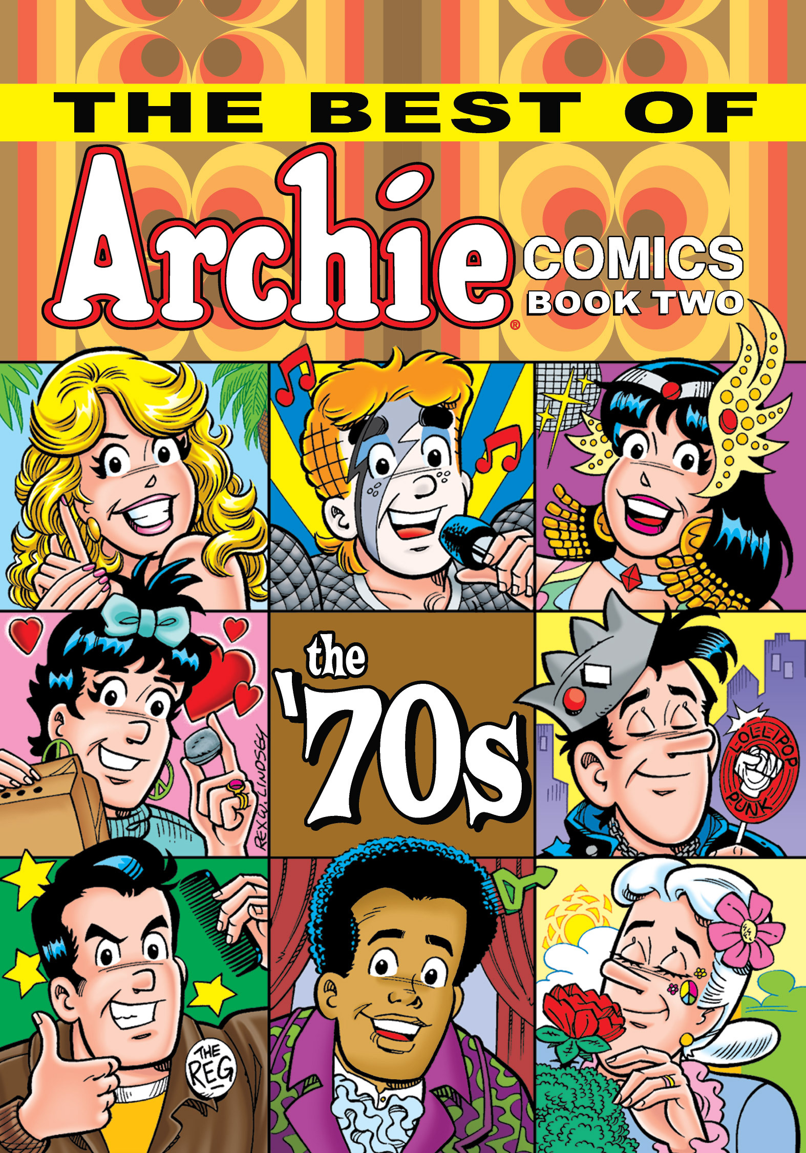 Read online The Best of Archie Comics comic -  Issue # TPB 2 (Part 1) - 159