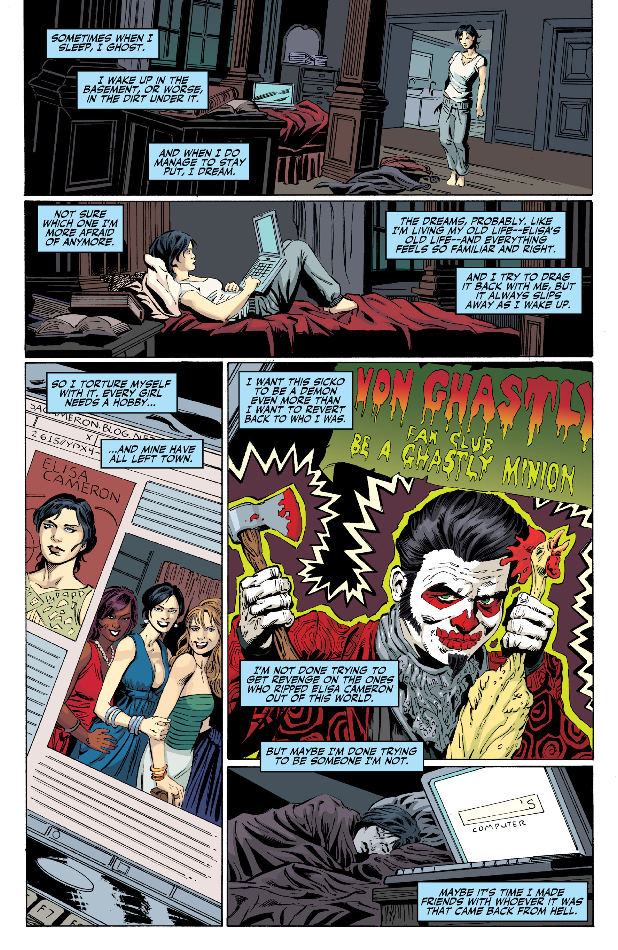 Read online Ghost (2013) comic -  Issue # TPB 2 - 18