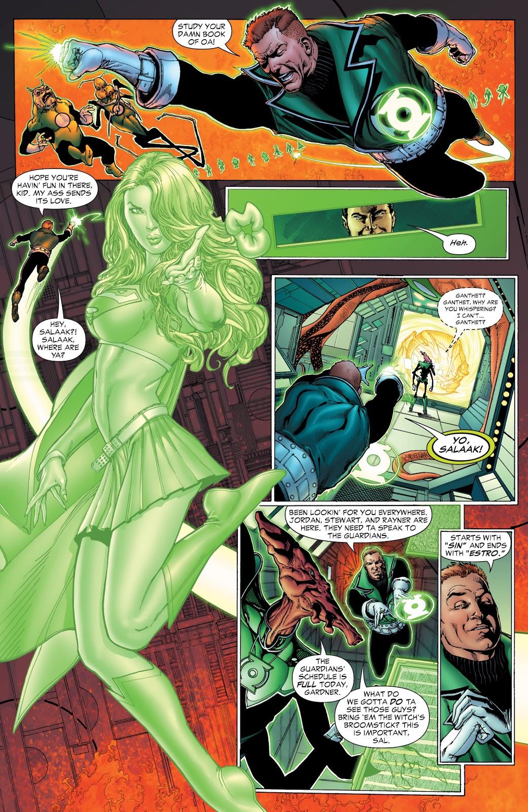 Green Lantern: The Sinestro Corps War Full #1 - English 25