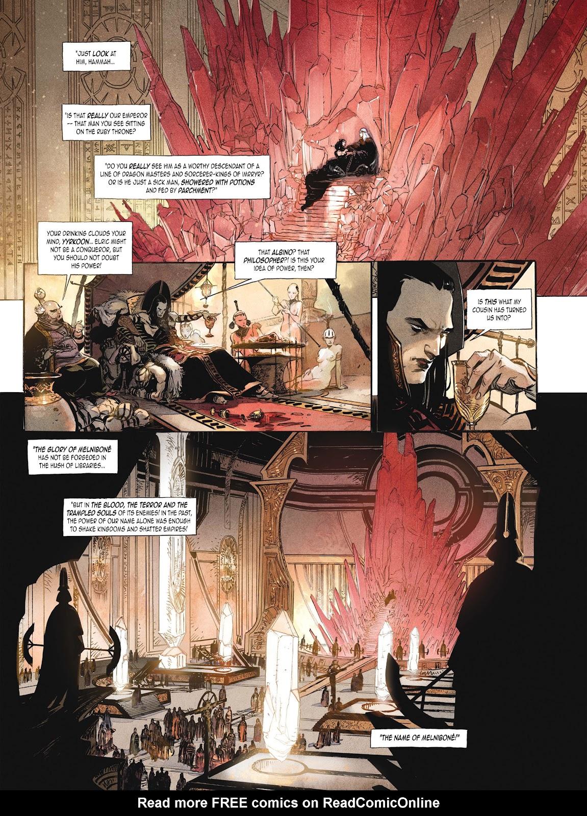 Elric (2014) TPB 1 #1 - English 13