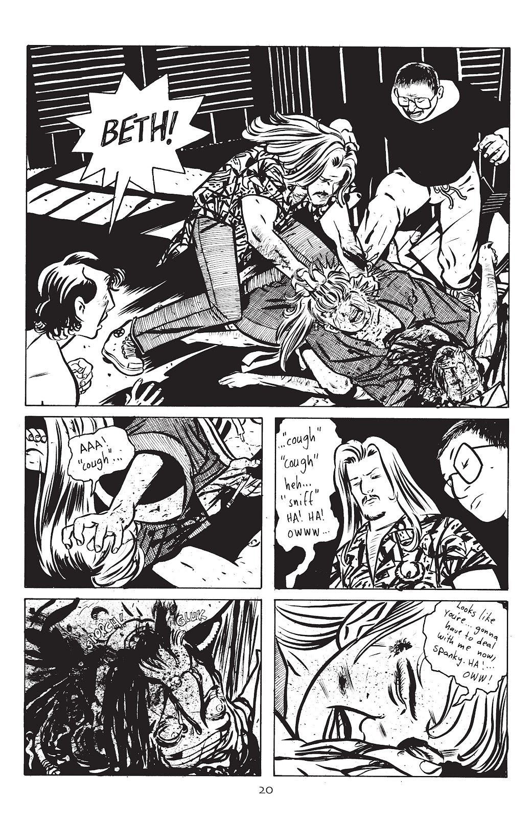 Stray Bullets Issue #14 #14 - English 22