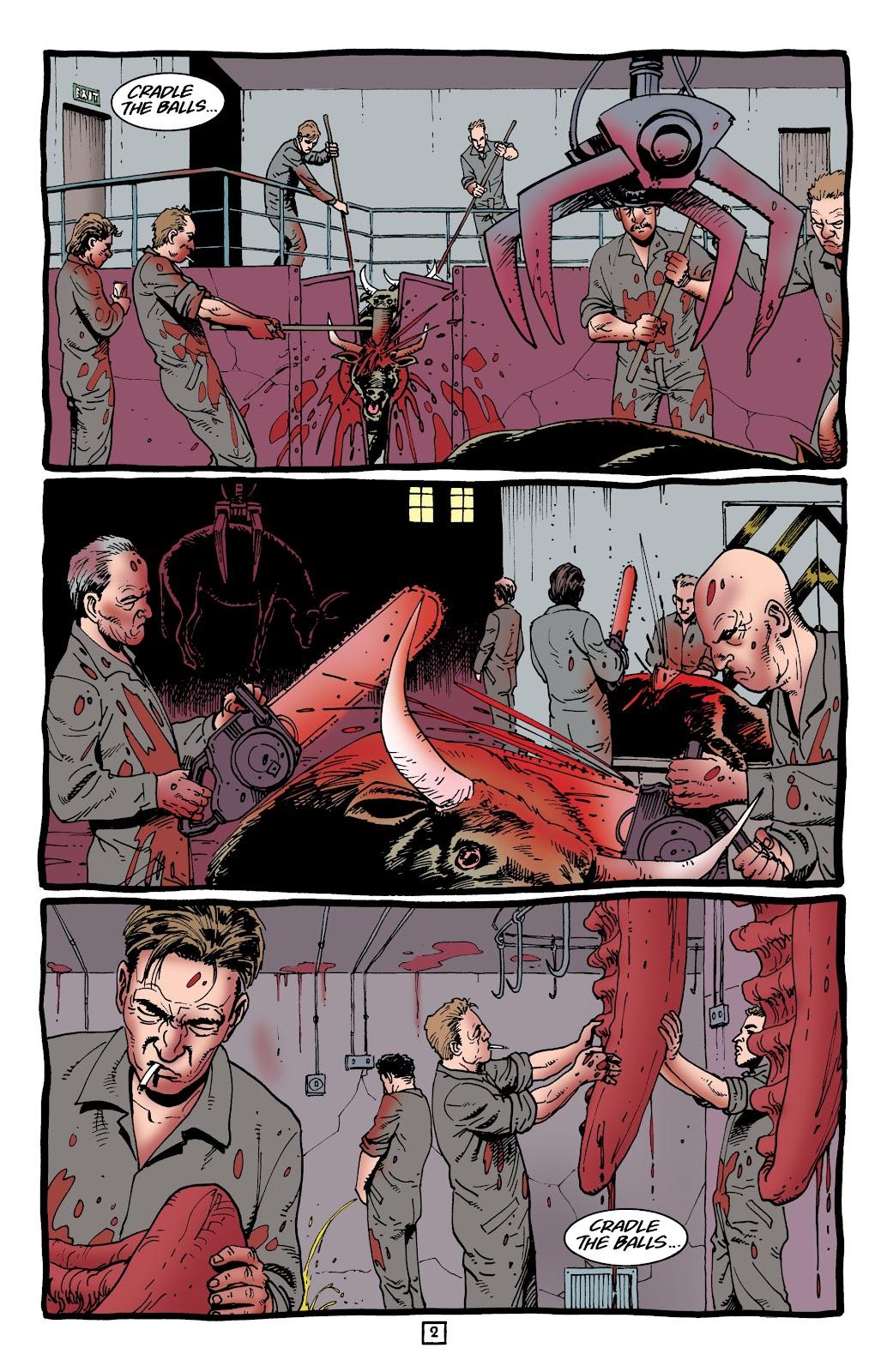 Preacher Issue #42 #51 - English 3
